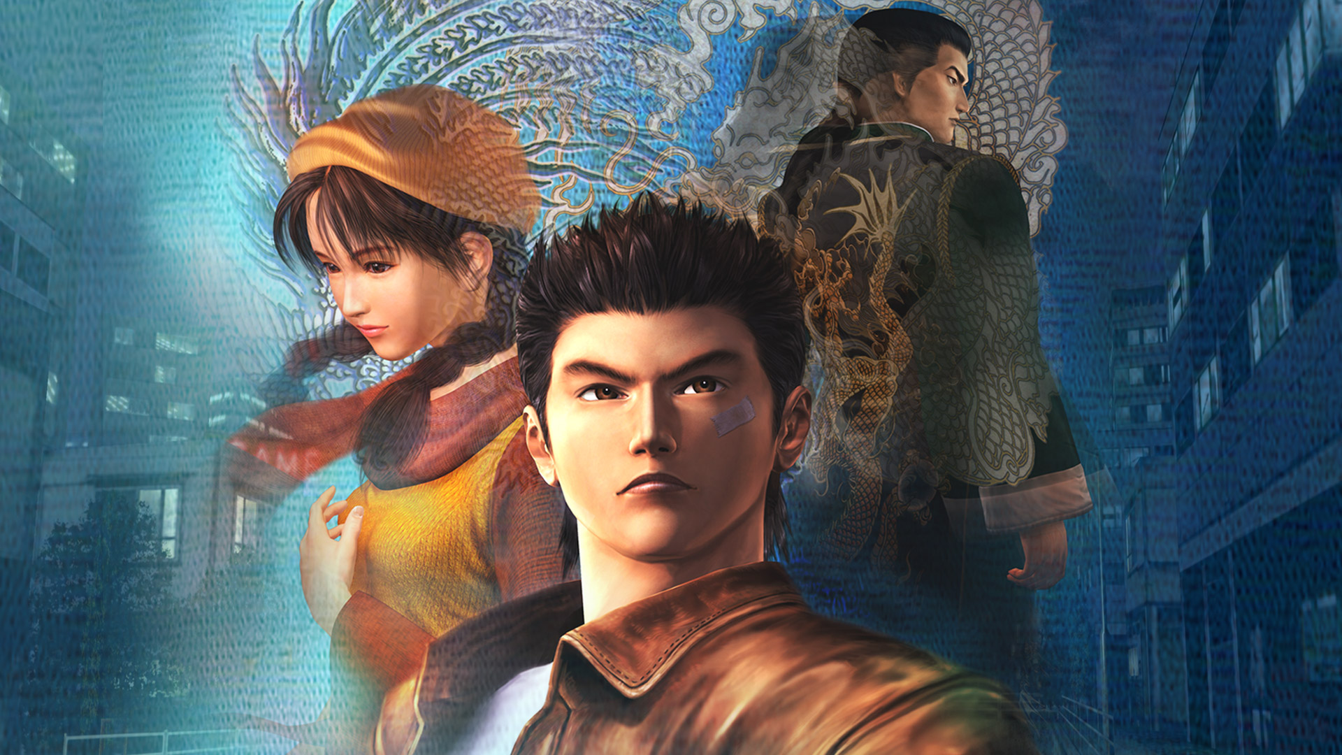Shenmue Wallpaper in 1920x1080