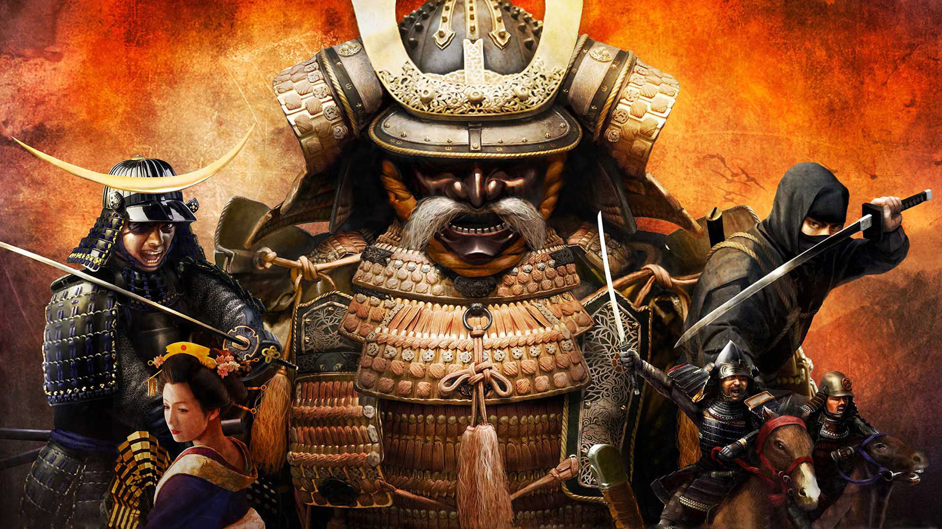 Free Total War: Shogun 2 Wallpaper in 1920x1080