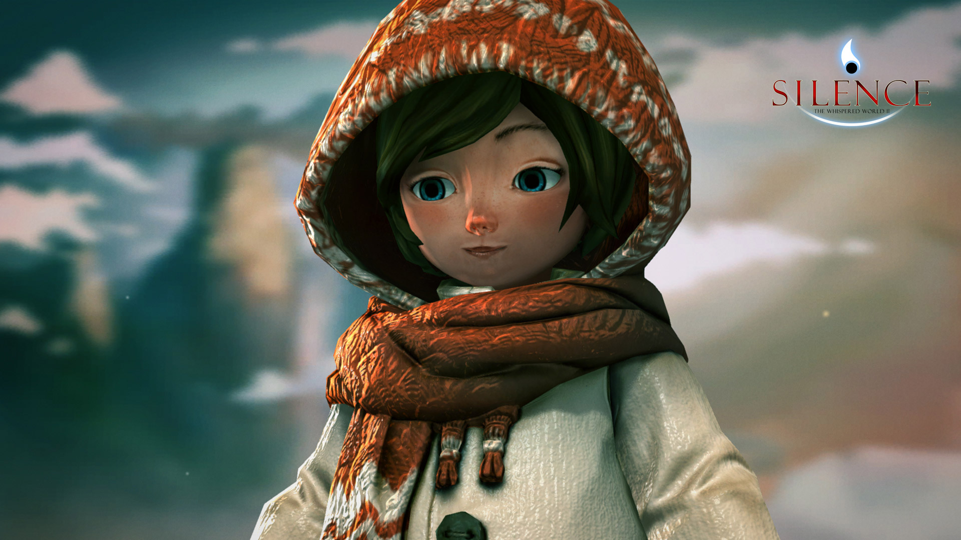 Free Silence: The Whispered World 2 Wallpaper in 1920x1080