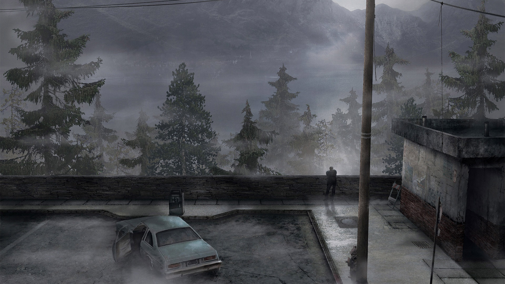 Silent Hill 2 Wallpaper in 1920x1080