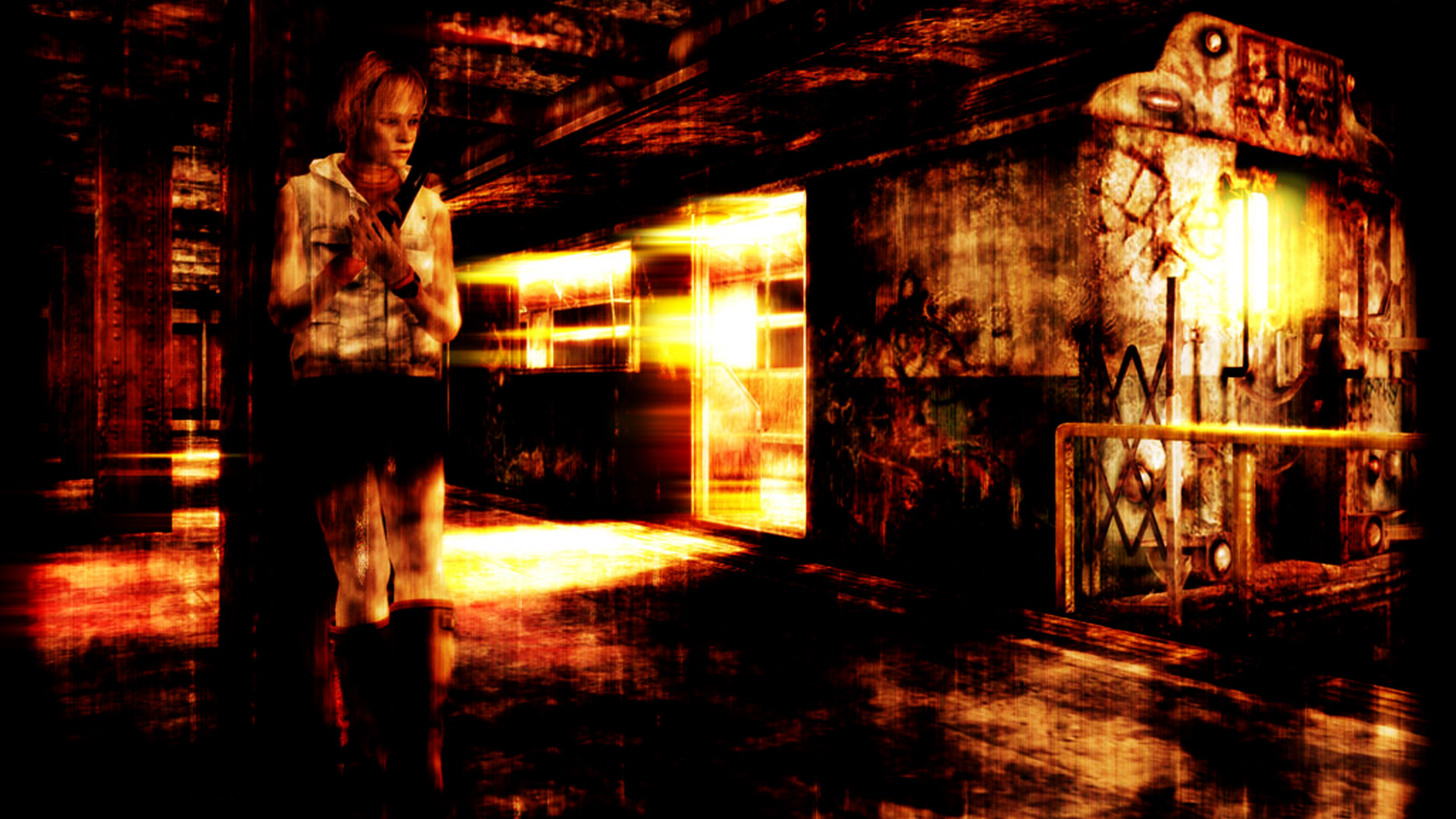 Free Silent Hill 3 Wallpaper in 1920x1080
