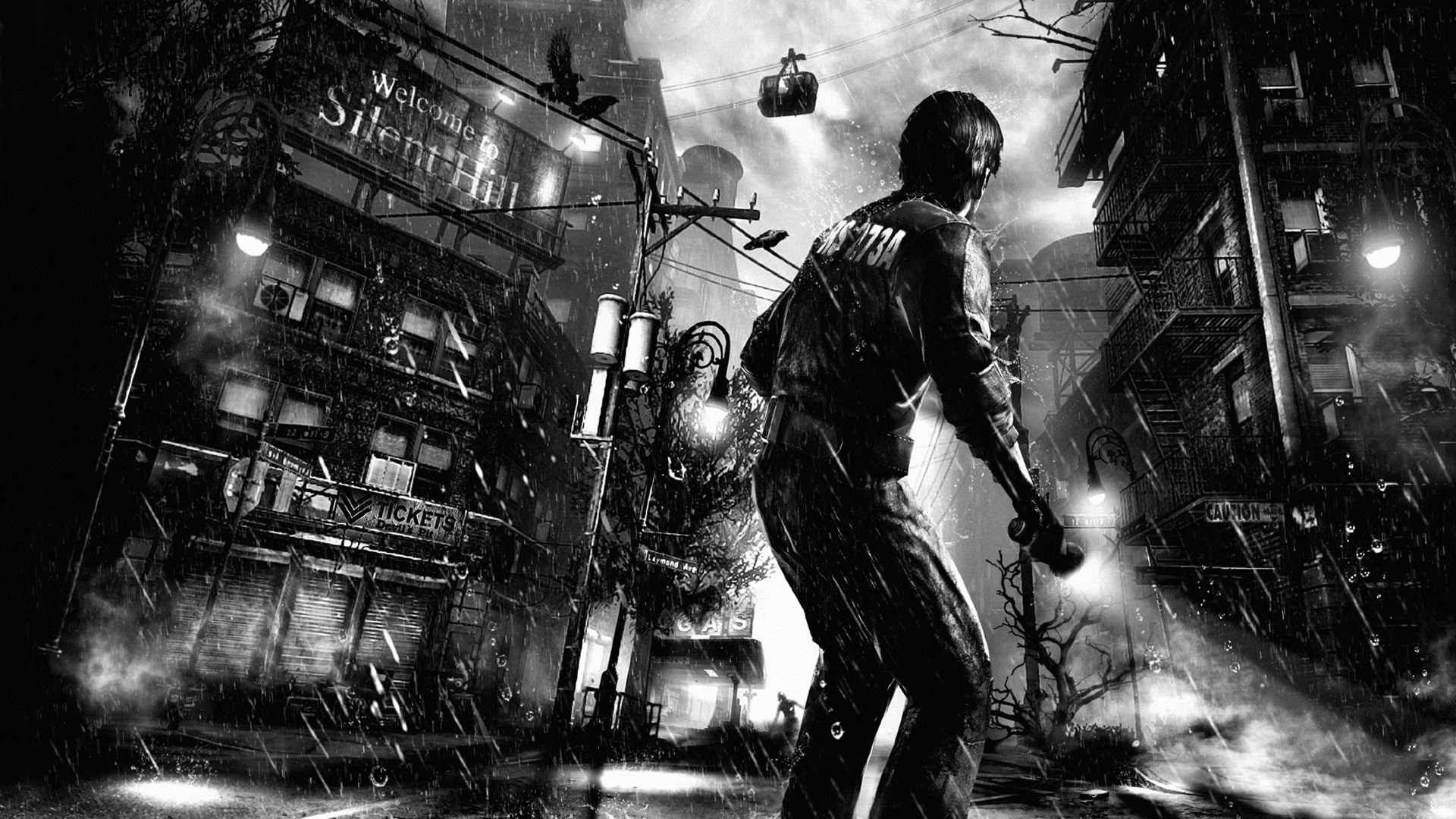 Free Silent Hill: Downpour Wallpaper in 1920x1080