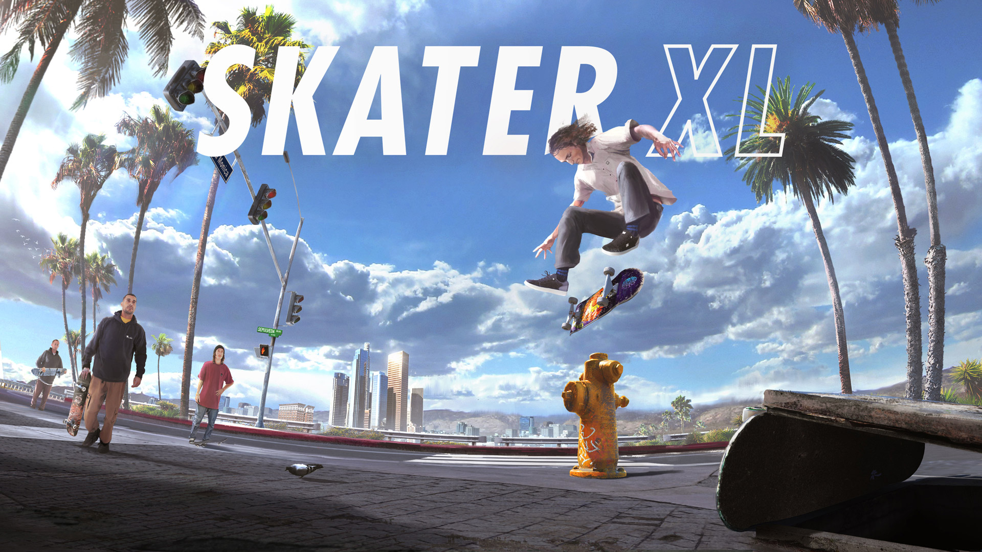 Free Skater XL Wallpaper in 1920x1080