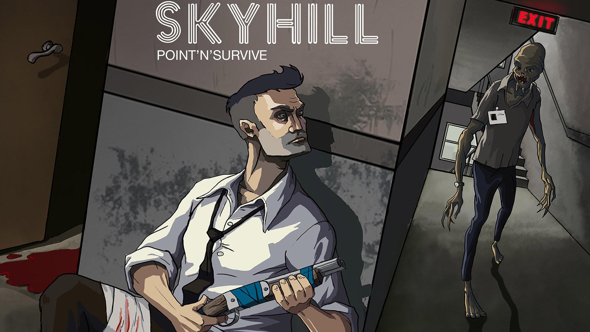 Free Skyhill Wallpaper in 1920x1080