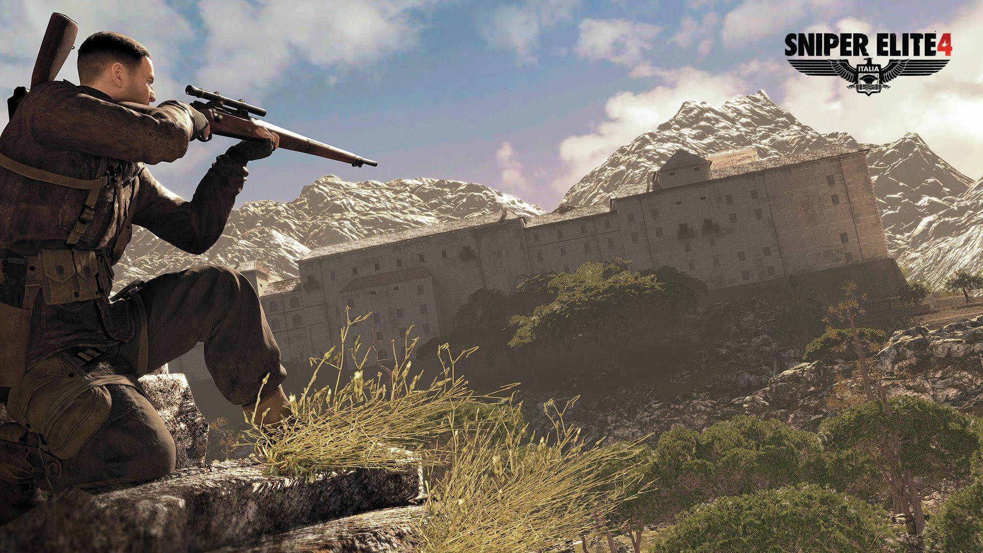 Sniper Elite 4 Wallpaper in 1920x1080