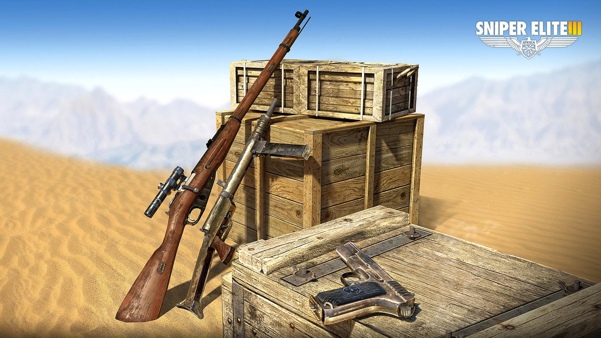 Free Sniper Elite 3 Wallpaper in 1920x1080