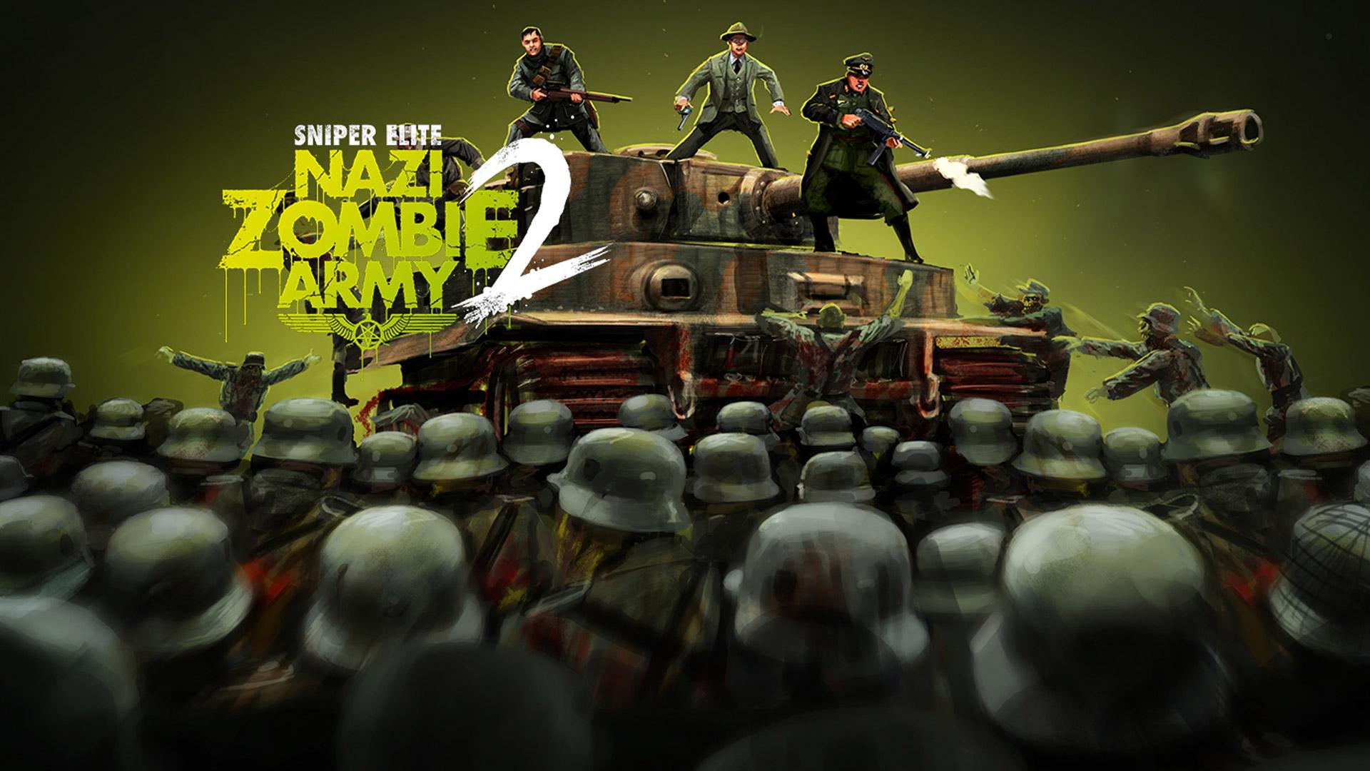 Free Sniper Elite: Nazi Zombie Army 2 Wallpaper in 1920x1080