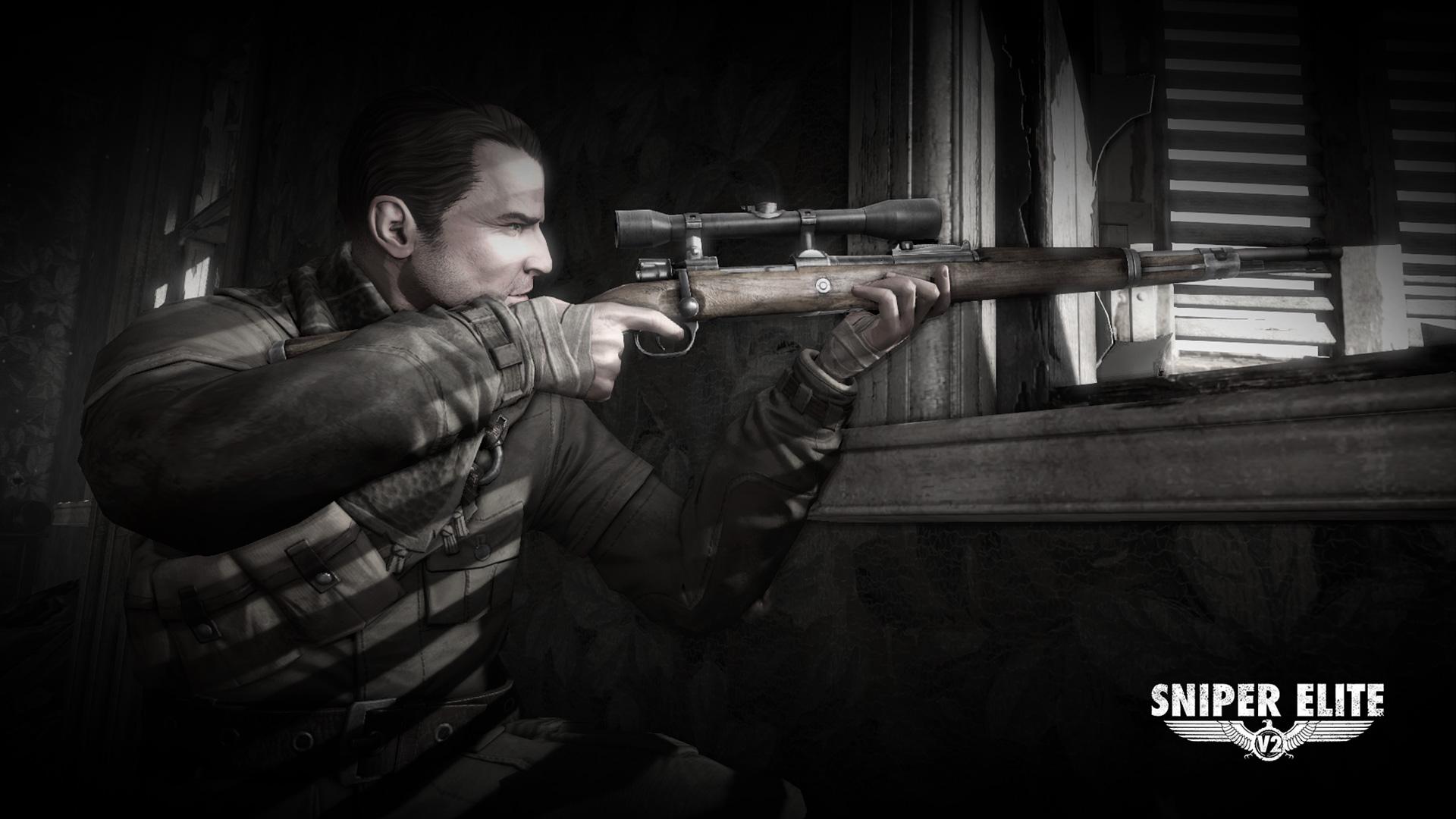 Free Sniper Elite V2 Wallpaper in 1920x1080