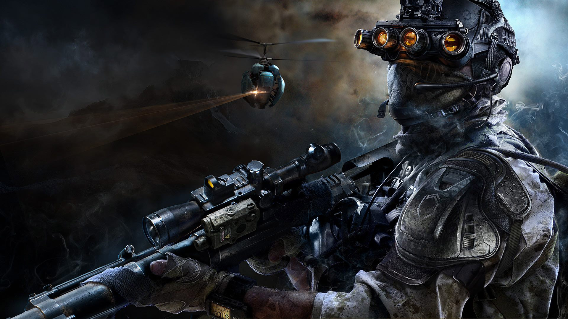 Free Sniper: Ghost Warrior 3 Wallpaper in 1920x1080