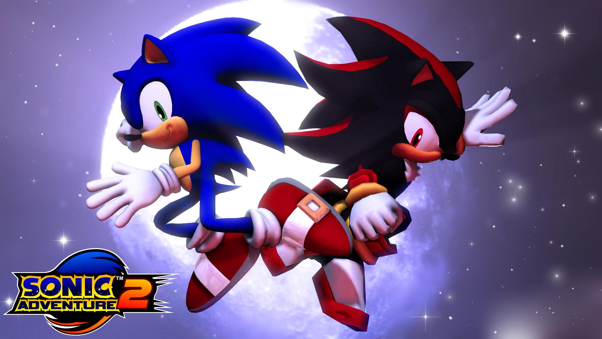 Sonic Adventure 2 Wallpaper in 1920x1080
