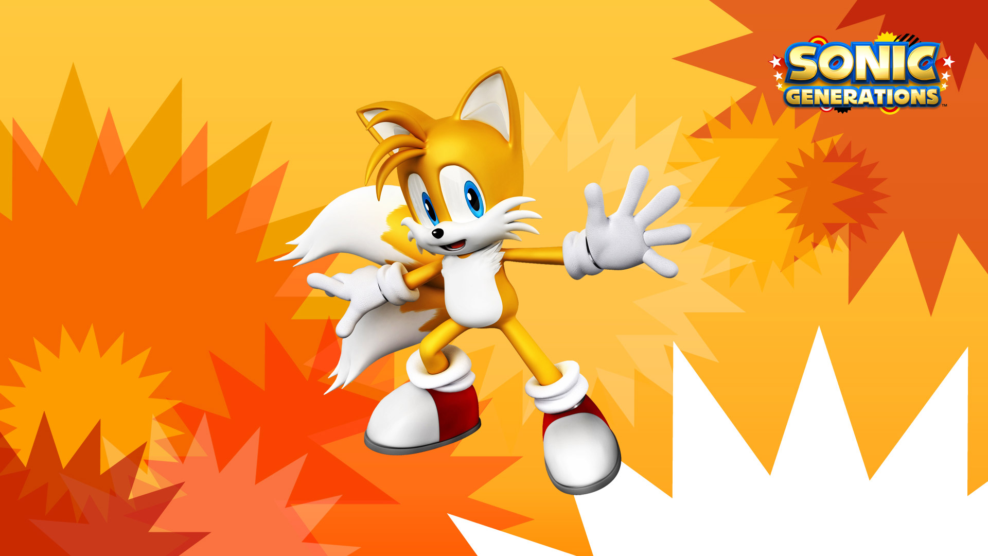 Free Sonic Generations Wallpaper in 1920x1080