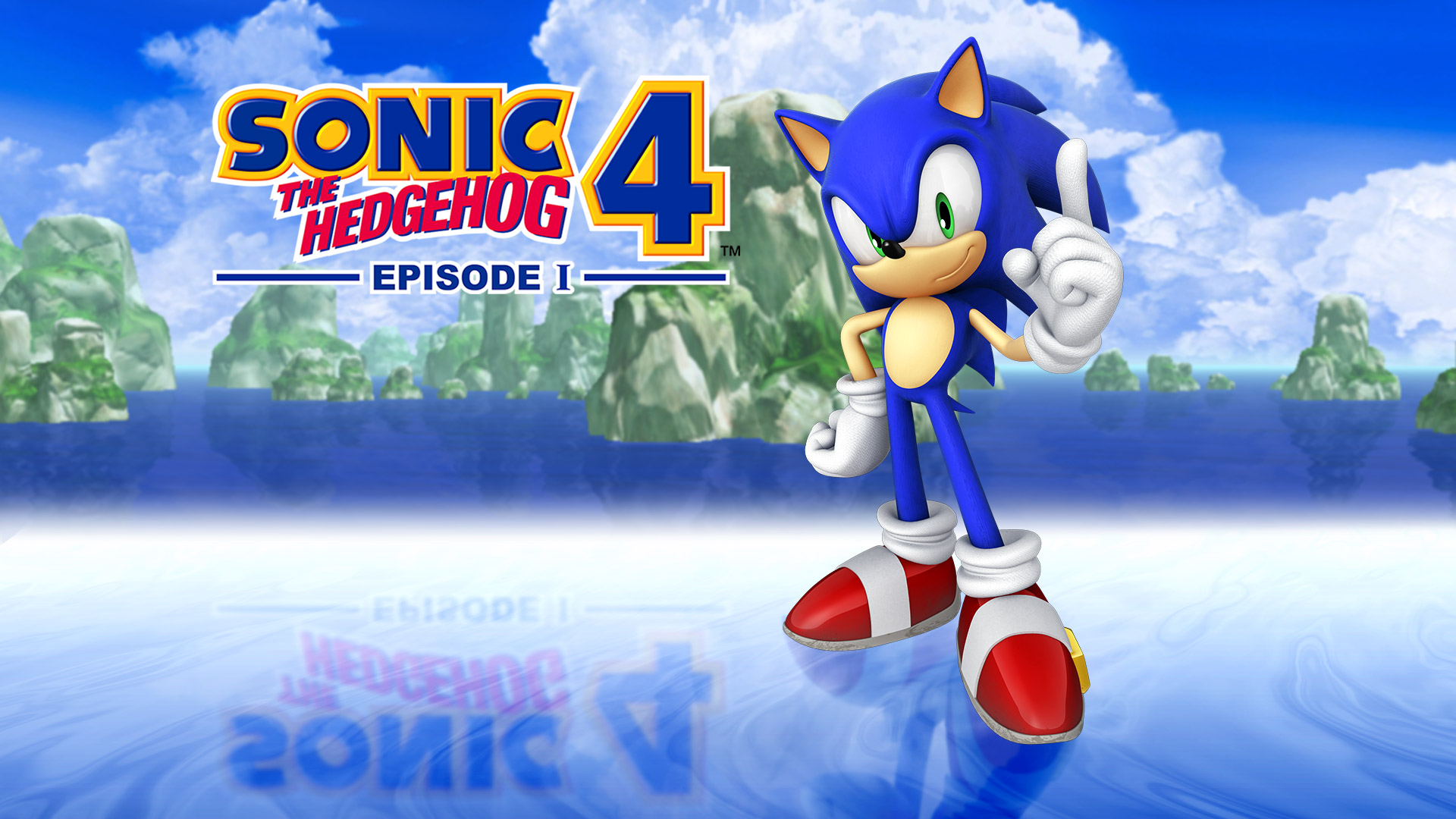 Free Sonic the Hedgehog 4: Episode I Wallpaper in 1920x1080