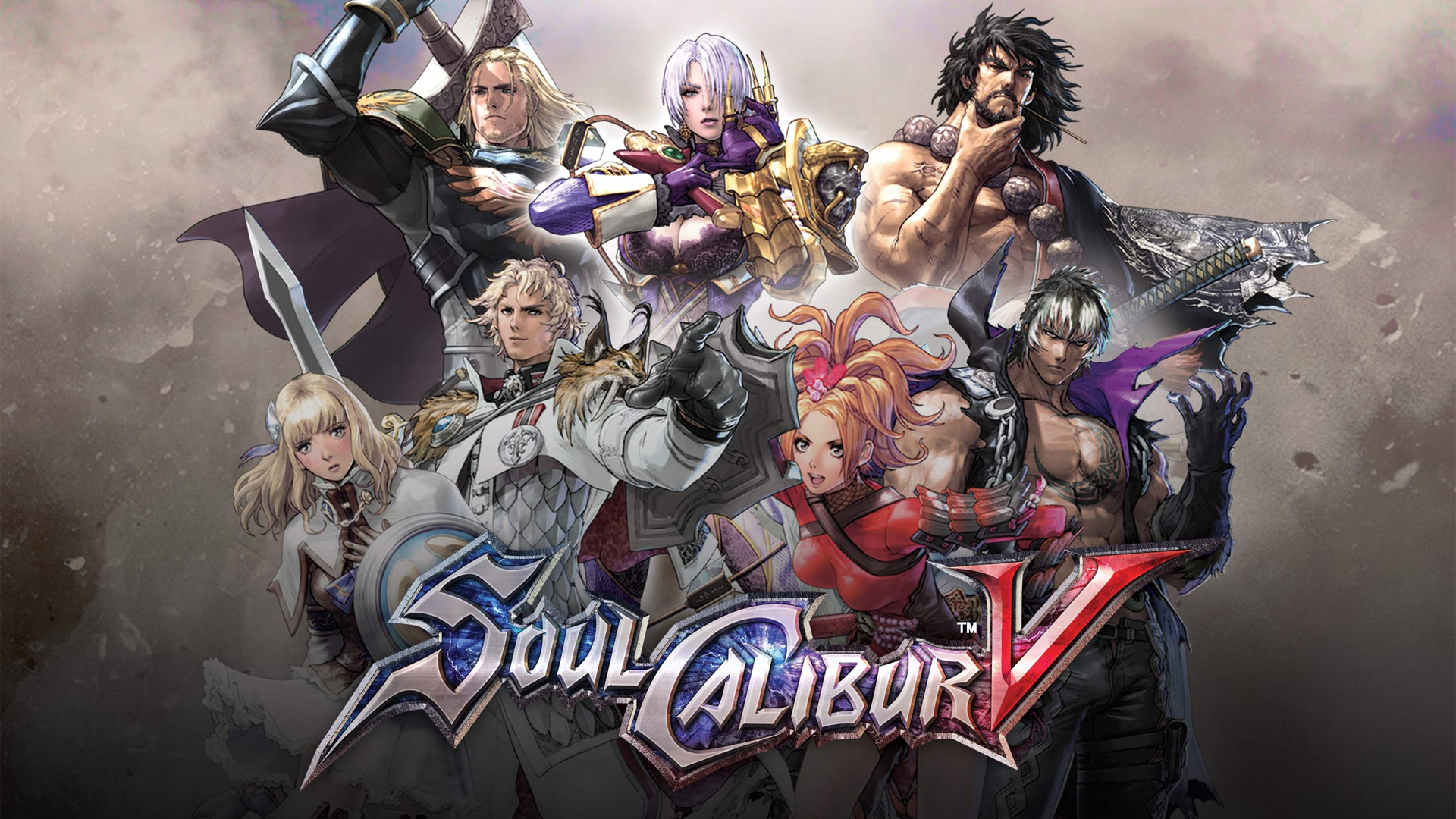 Soulcalibur V Wallpaper in 1920x1080