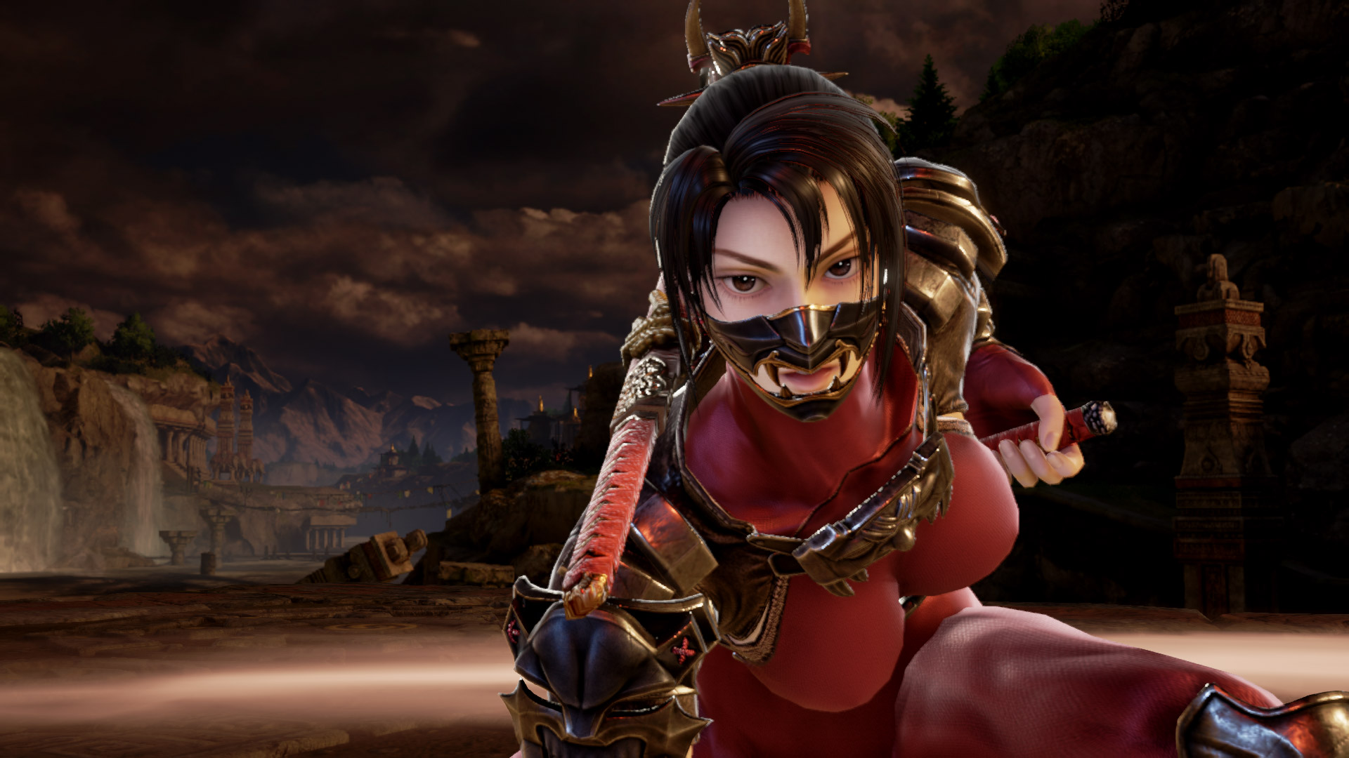 Soulcalibur VI Wallpaper in 1920x1080
