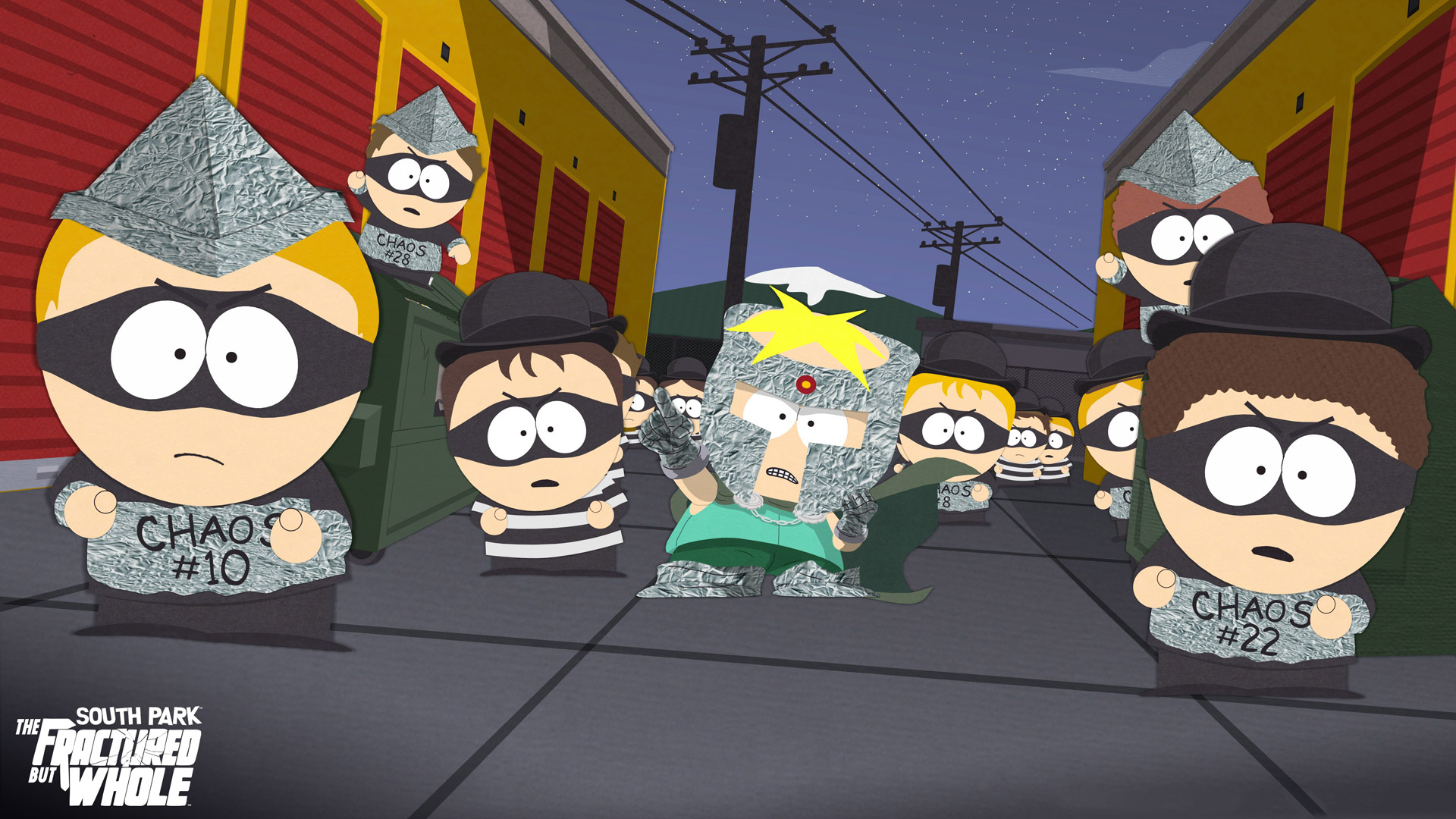 Free South Park: The Fractured but Whole Wallpaper in 1920x1080