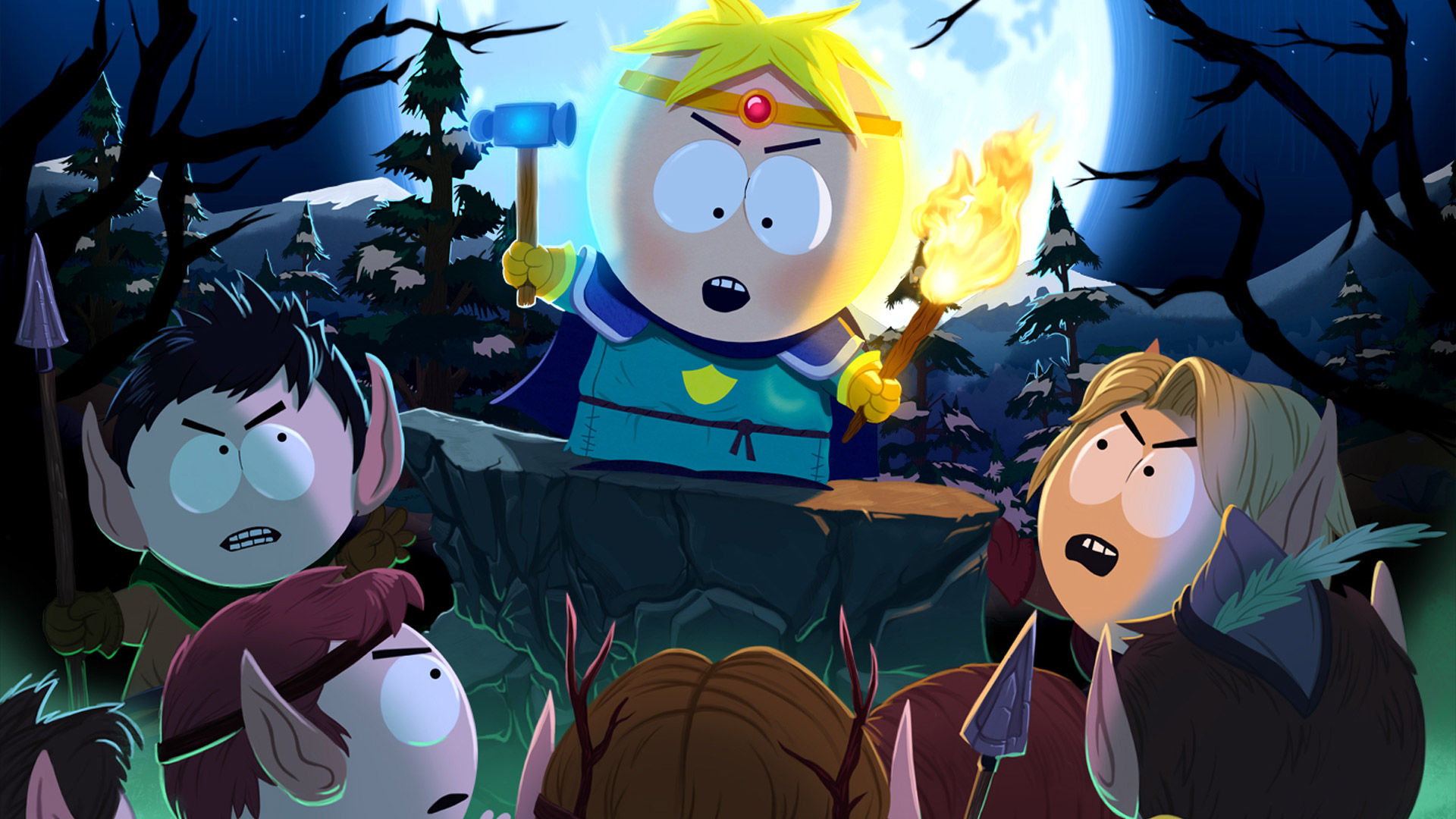 South Park: The Stick of Truth Wallpaper in 1920x1080