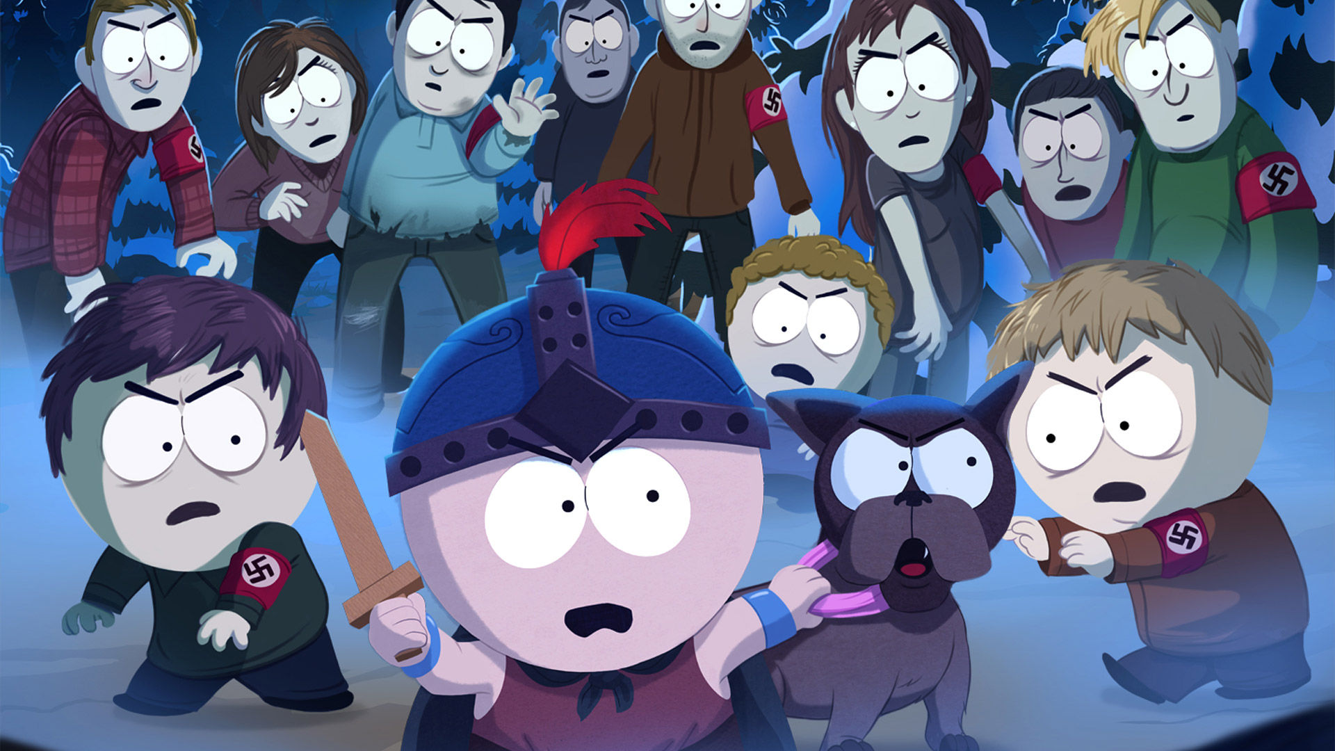 Free South Park: The Stick of Truth Wallpaper in 1920x1080