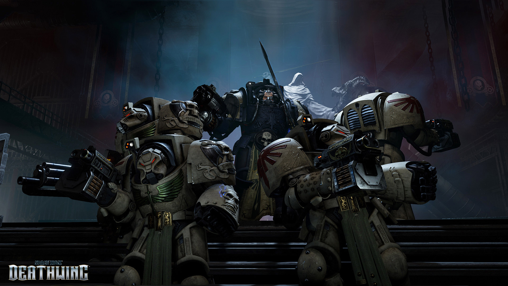 Free Space Hulk: Deathwing Wallpaper in 1920x1080
