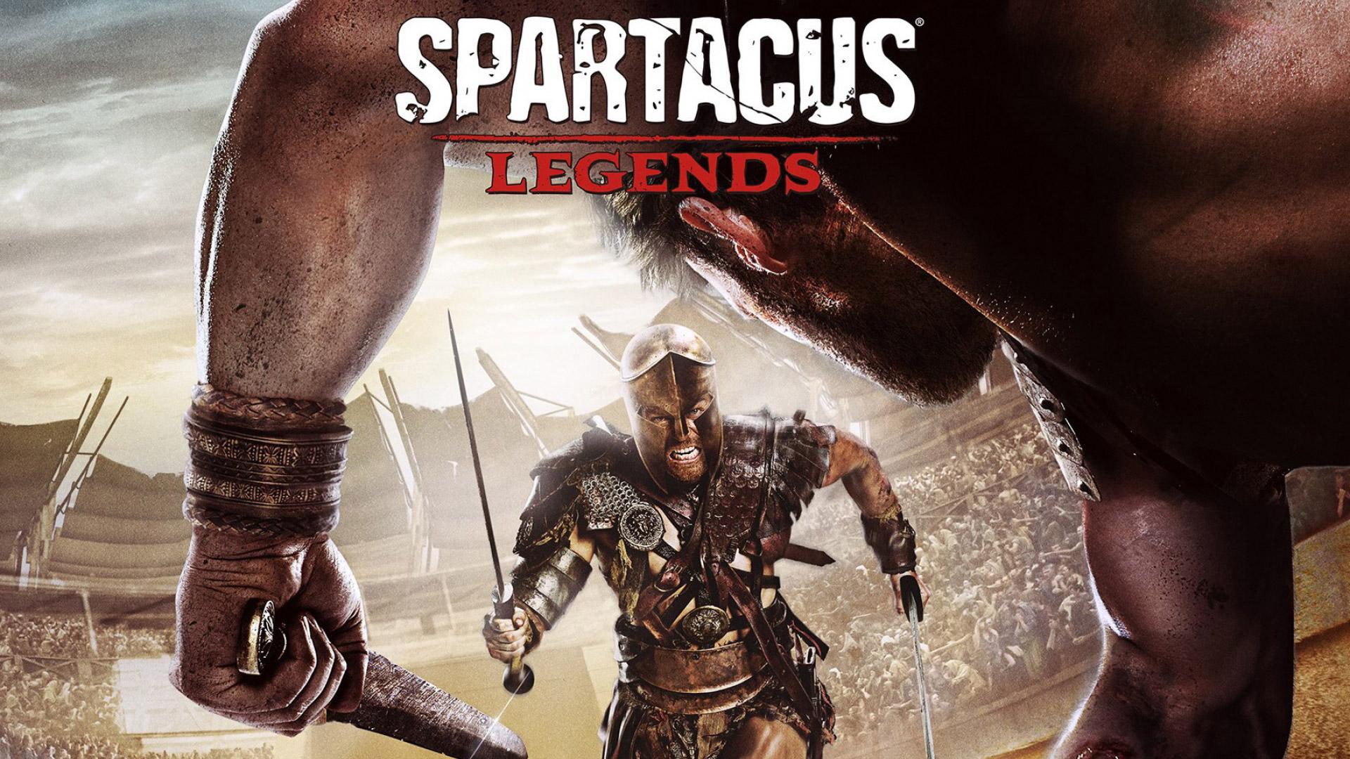 Spartacus Legends Wallpaper in 1920x1080