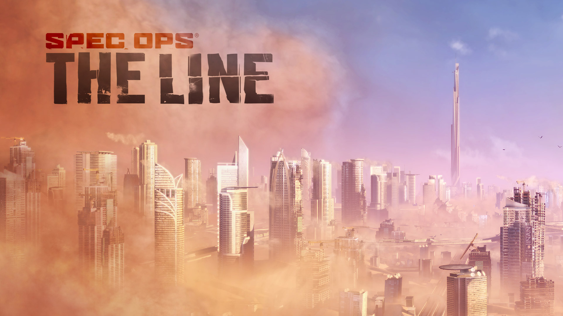 Free Spec Ops: The Line Wallpaper in 1920x1080
