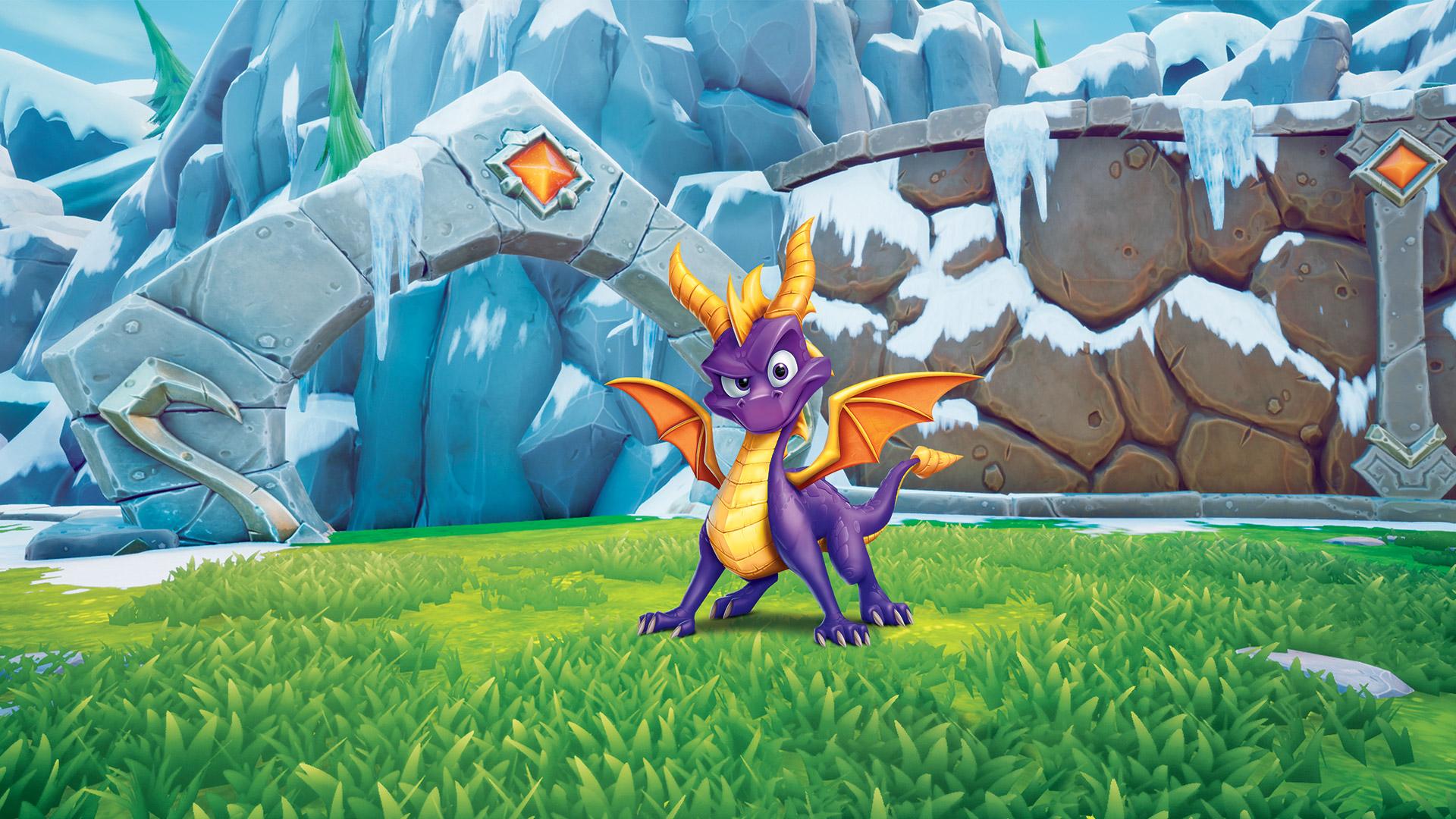Free Spyro the Dragon Wallpaper in 1920x1080