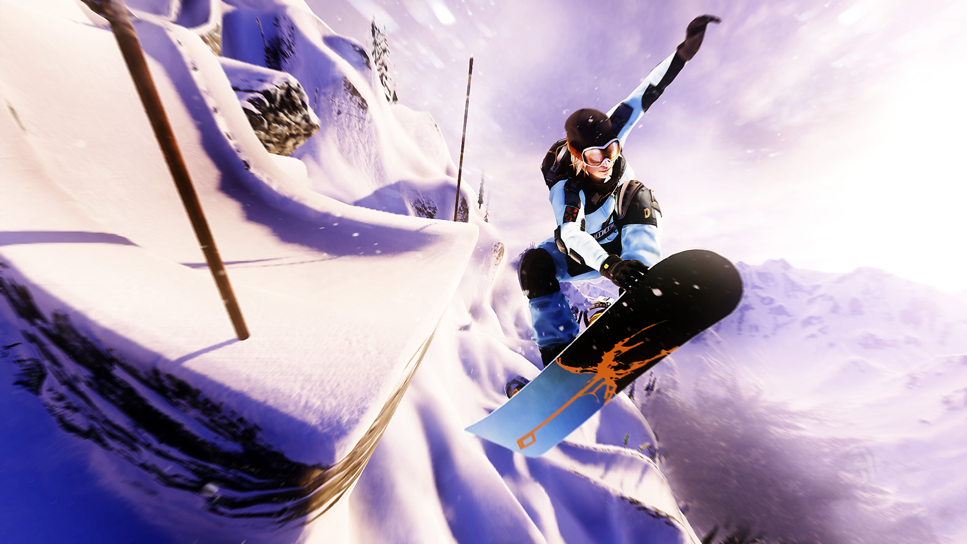 SSX Wallpaper in 1920x1080