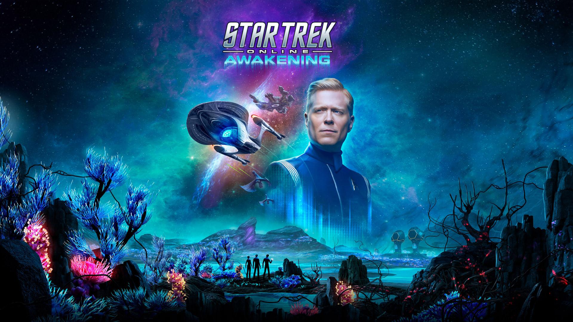 Star Trek Online Wallpaper in 1920x1080