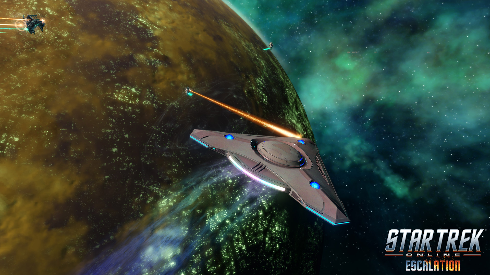 Free Star Trek Online Wallpaper in 1920x1080
