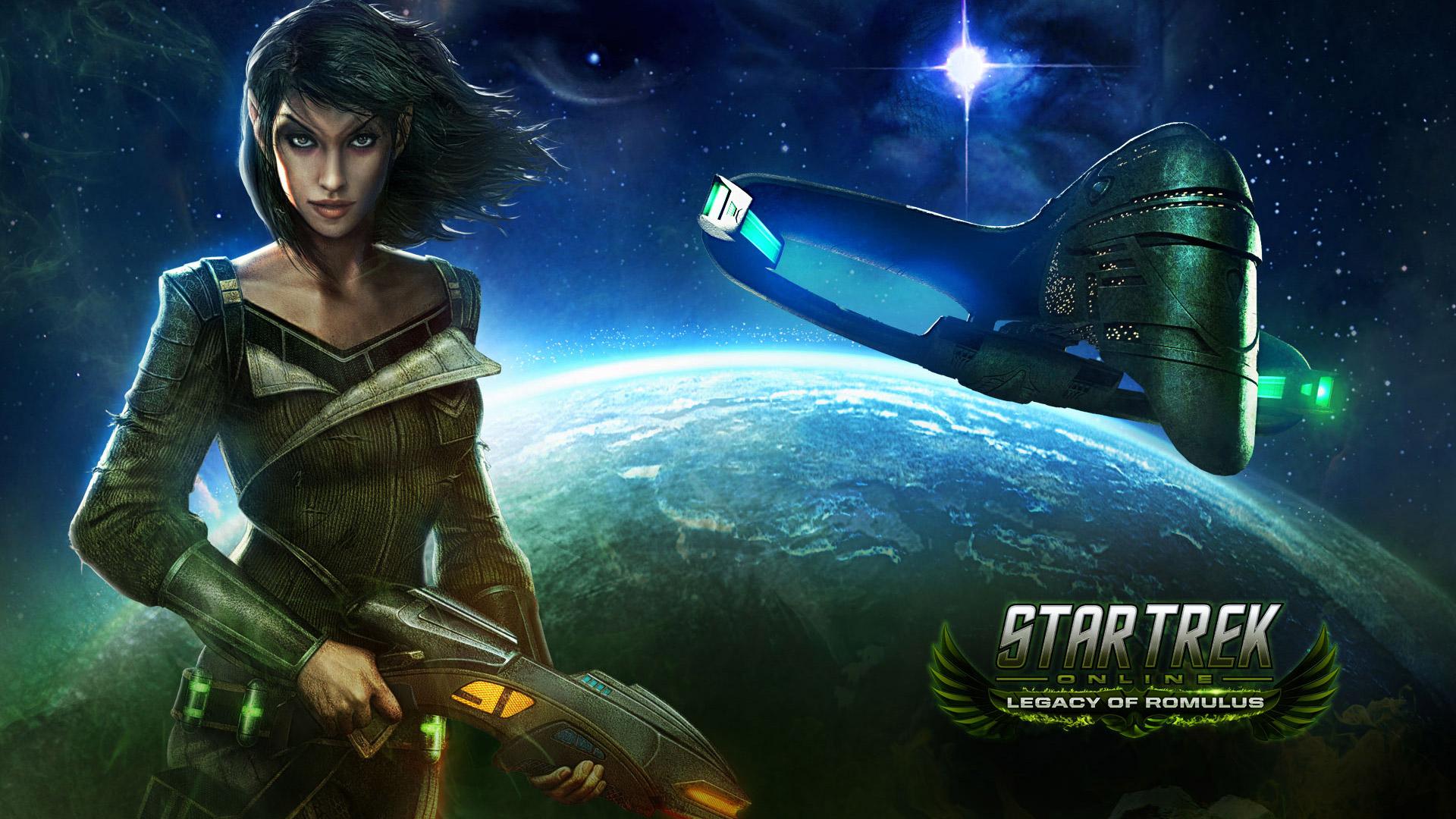 Free Star Trek Online Wallpaper in 1920x1080
