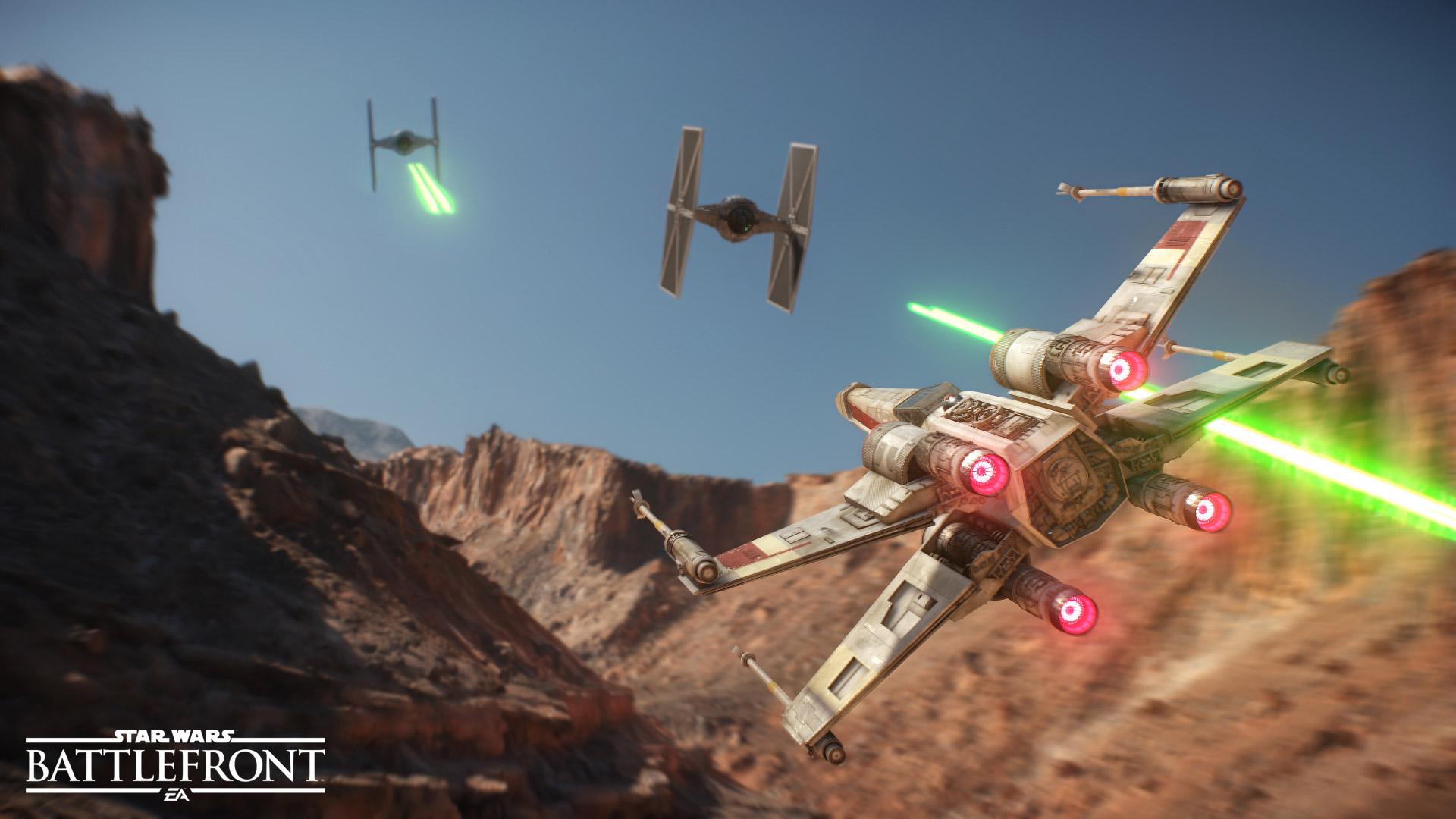 Star Wars: Battlefront Wallpaper in 1920x1080