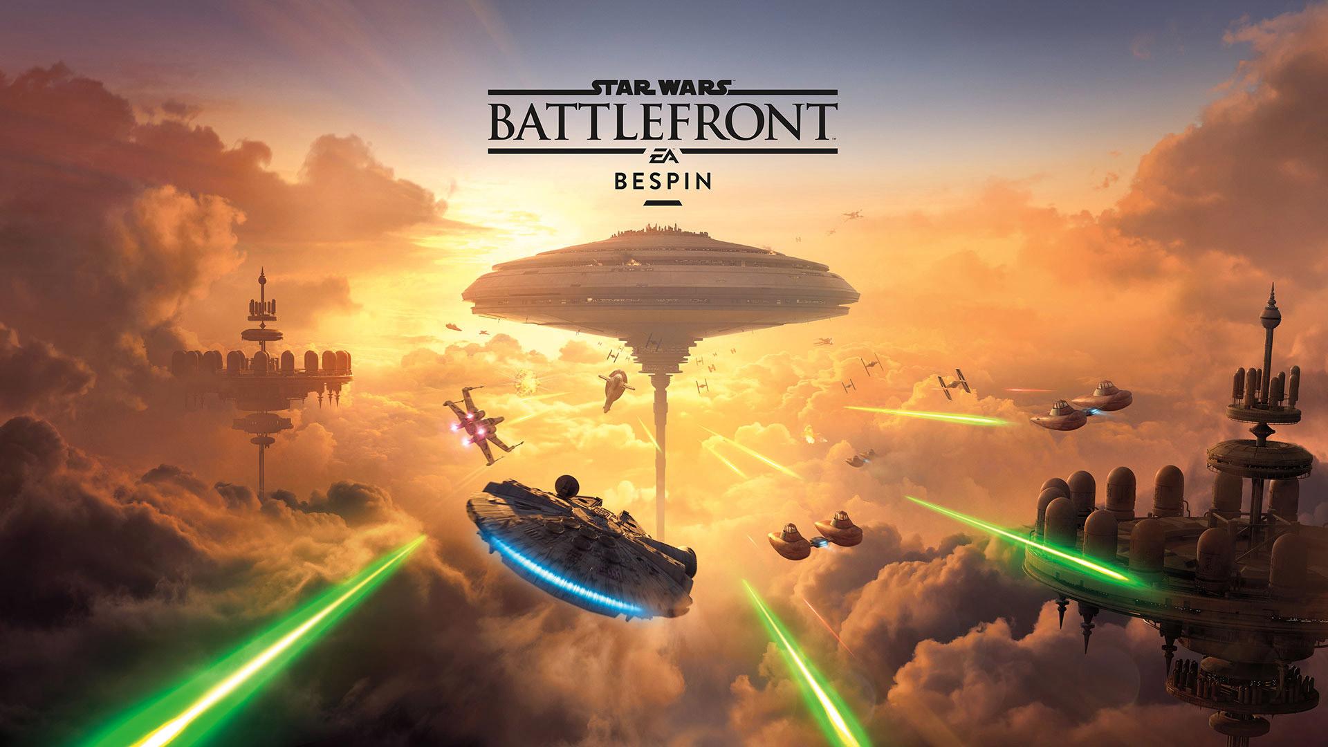 Free Star Wars: Battlefront Wallpaper in 1920x1080