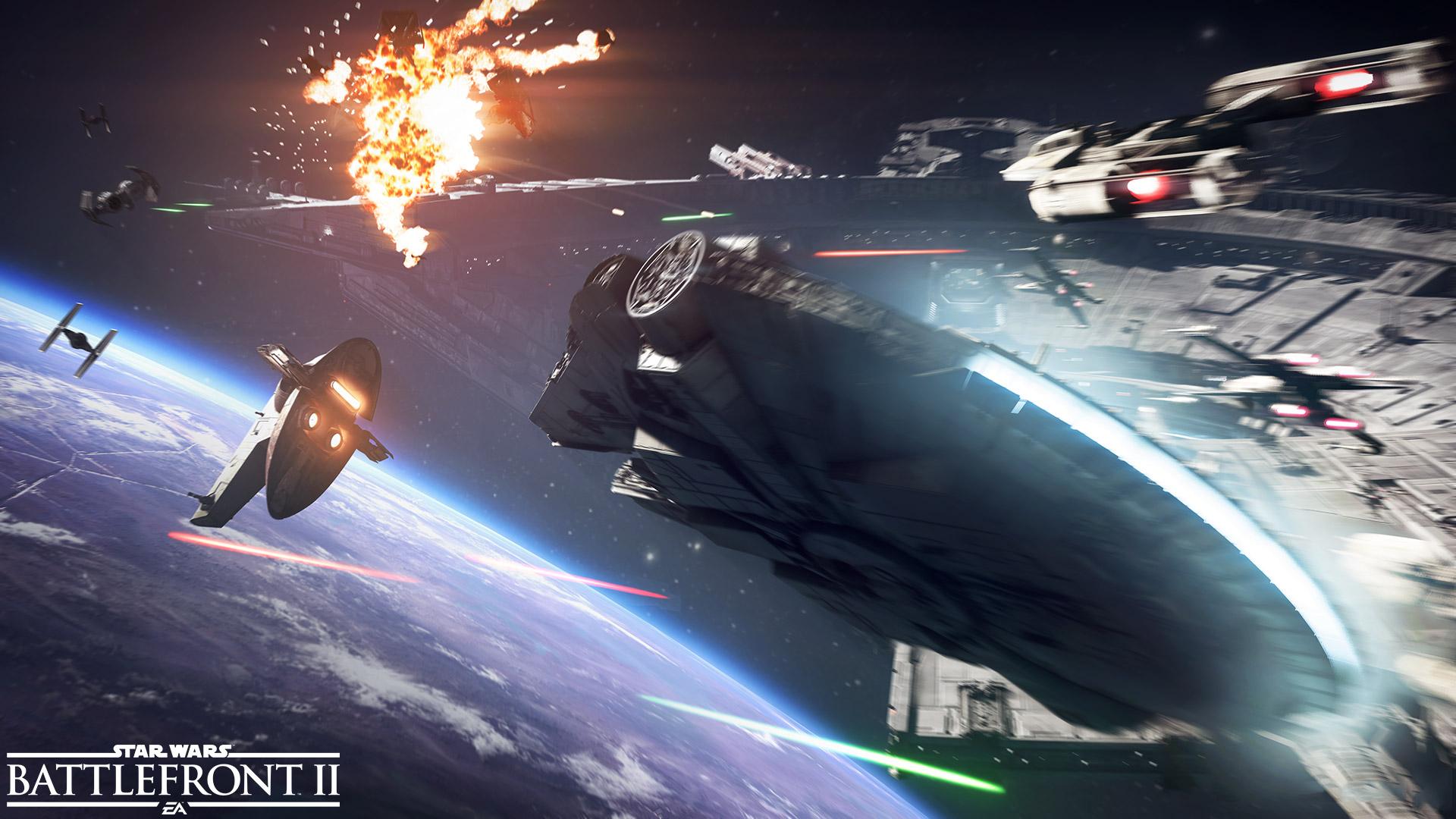 Star Wars Battlefront Ii Wallpaper In 1920x1080
