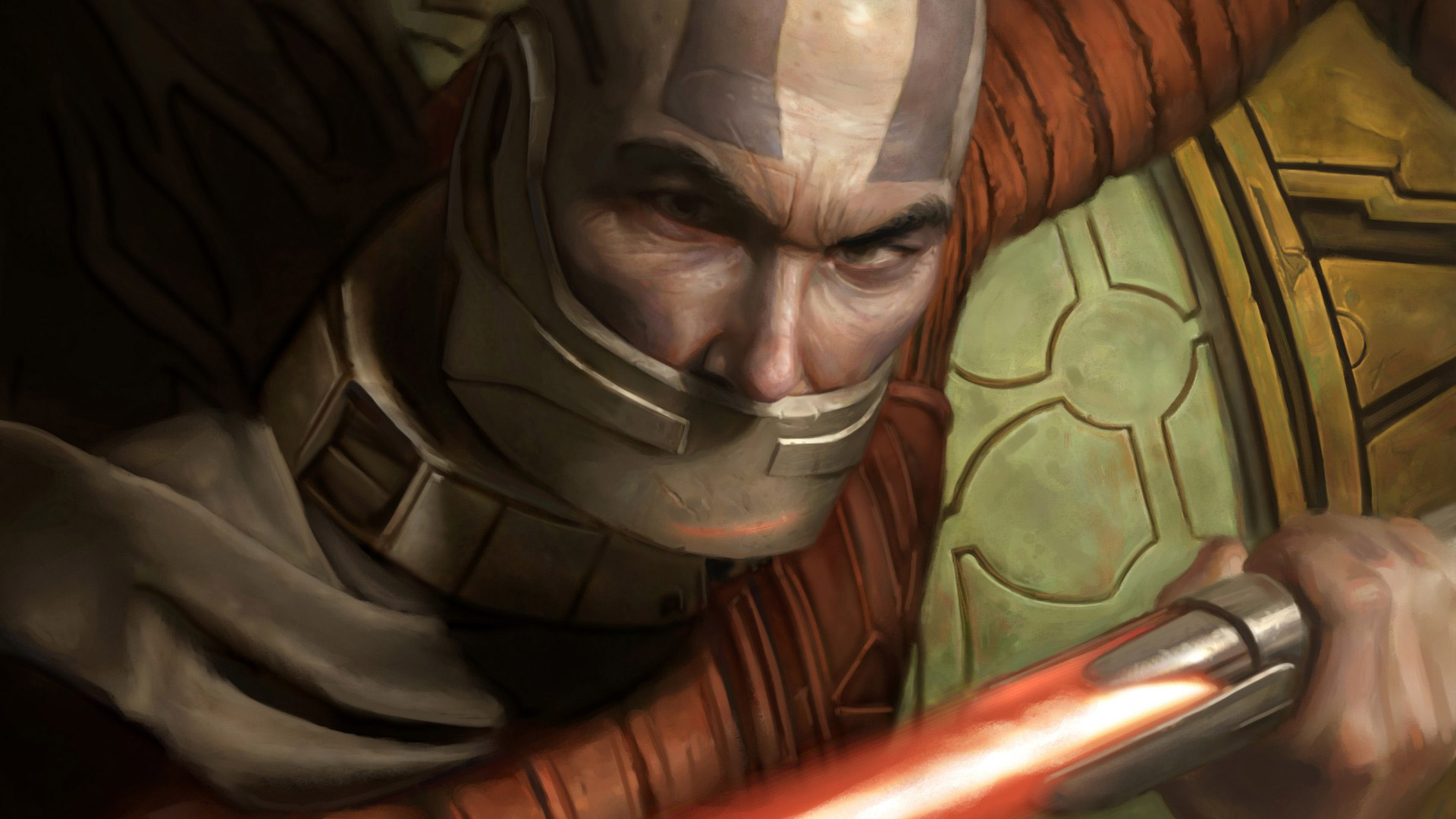 Free Star Wars: Knights of the Old Republic Wallpaper in 1920x1080