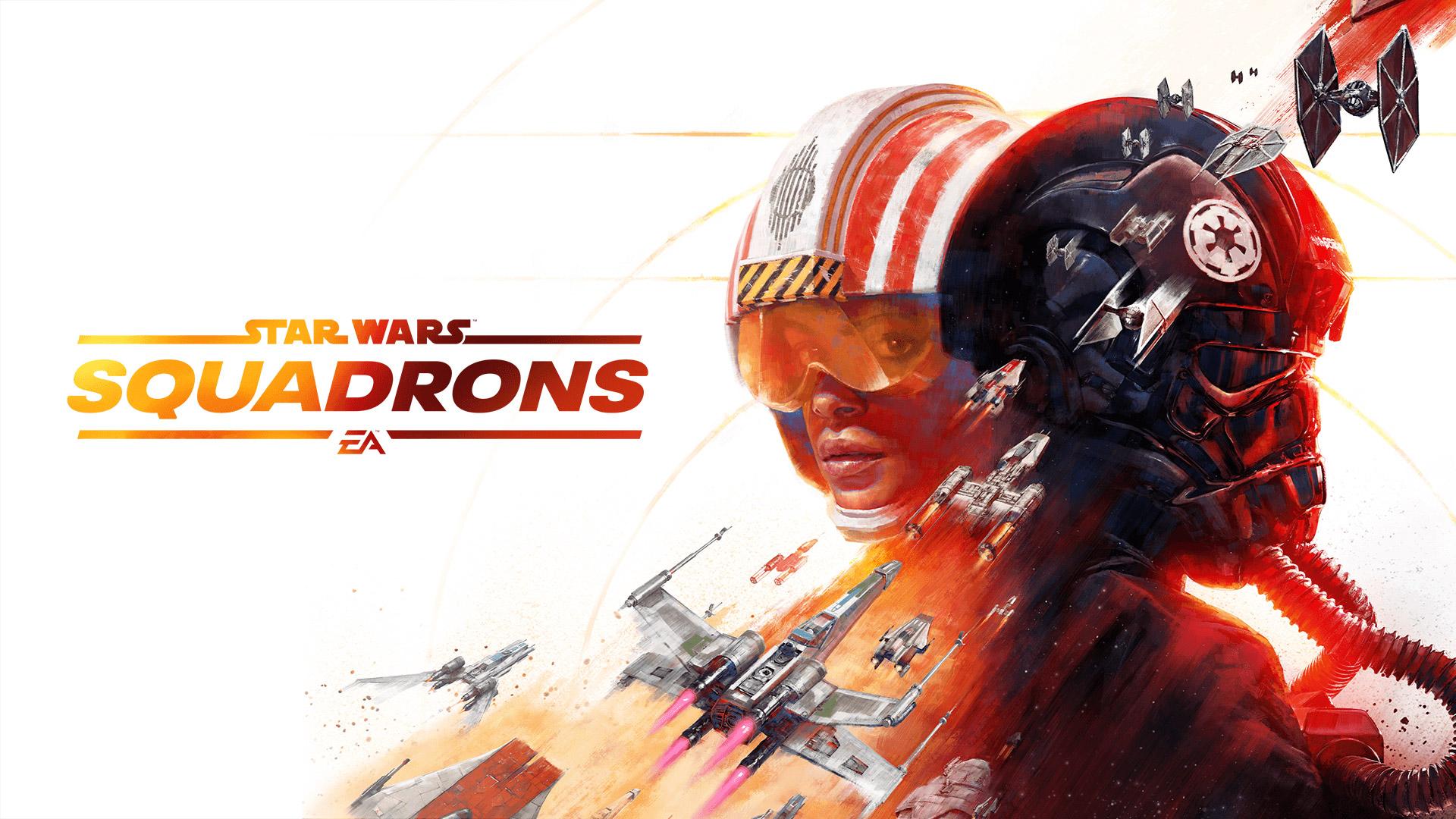 Free Star Wars: Squadrons Wallpaper in 1920x1080