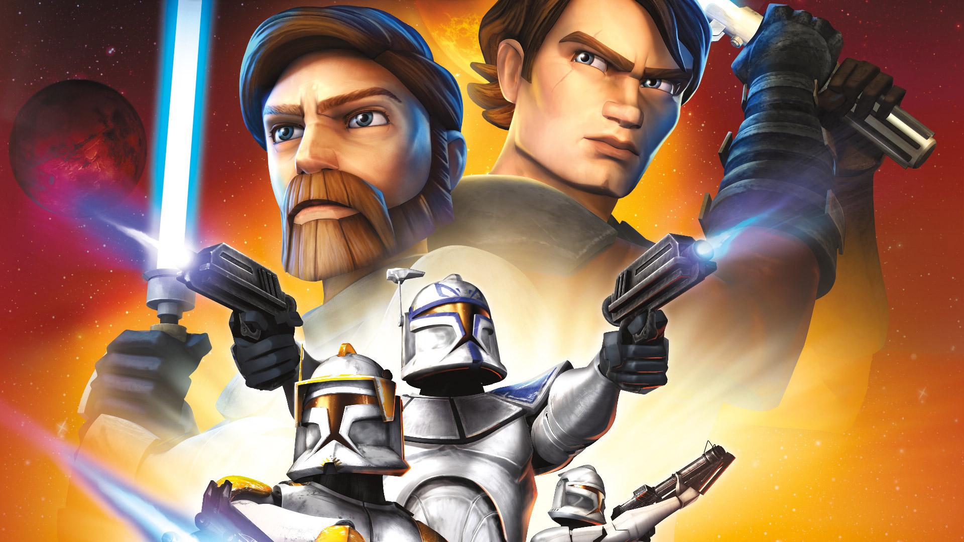 Star Wars: The Clone Wars � Republic Heroes Wallpaper in 1920x1080