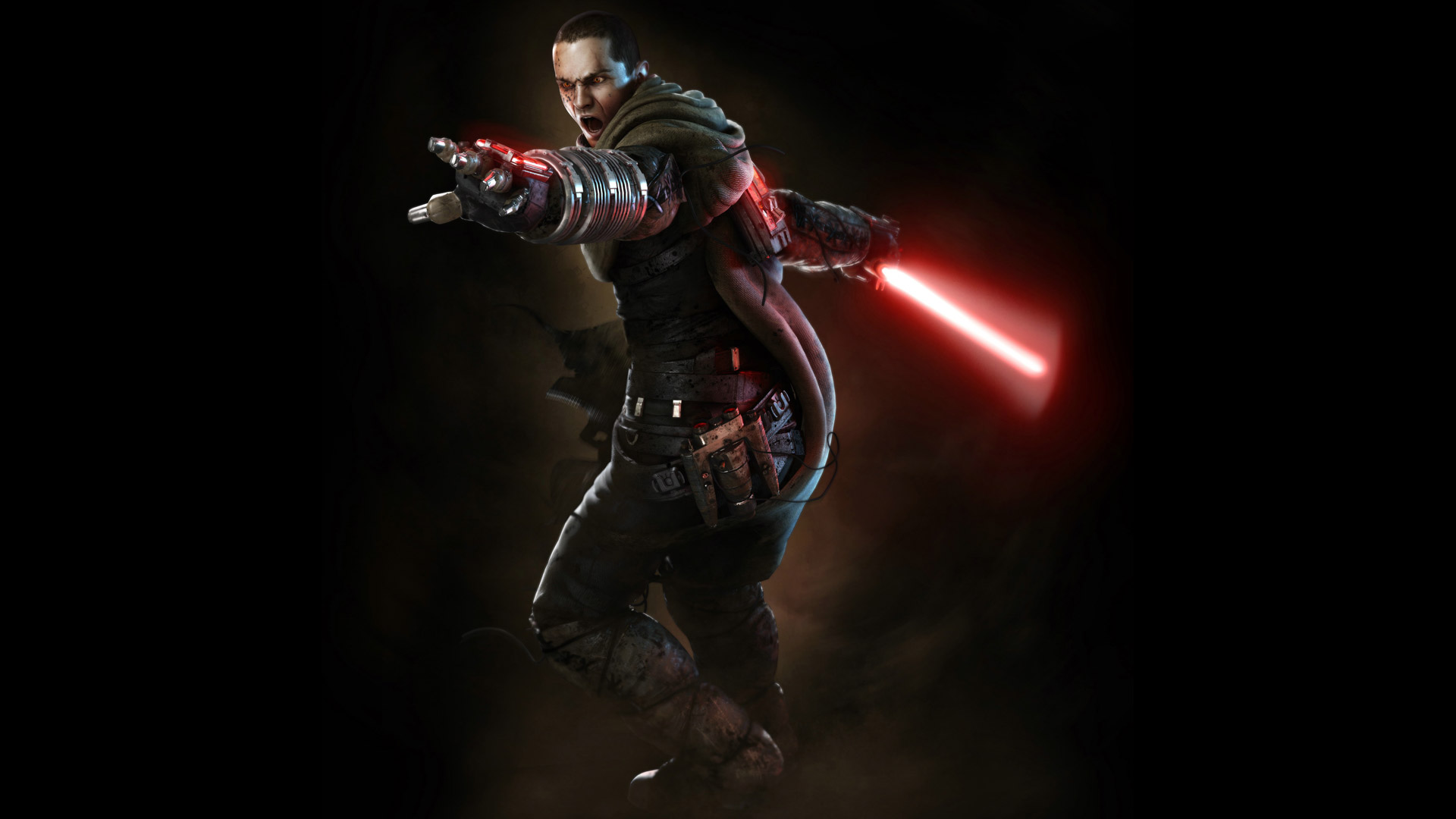 Star Wars: The Force Unleashed Wallpaper in 1920x1080