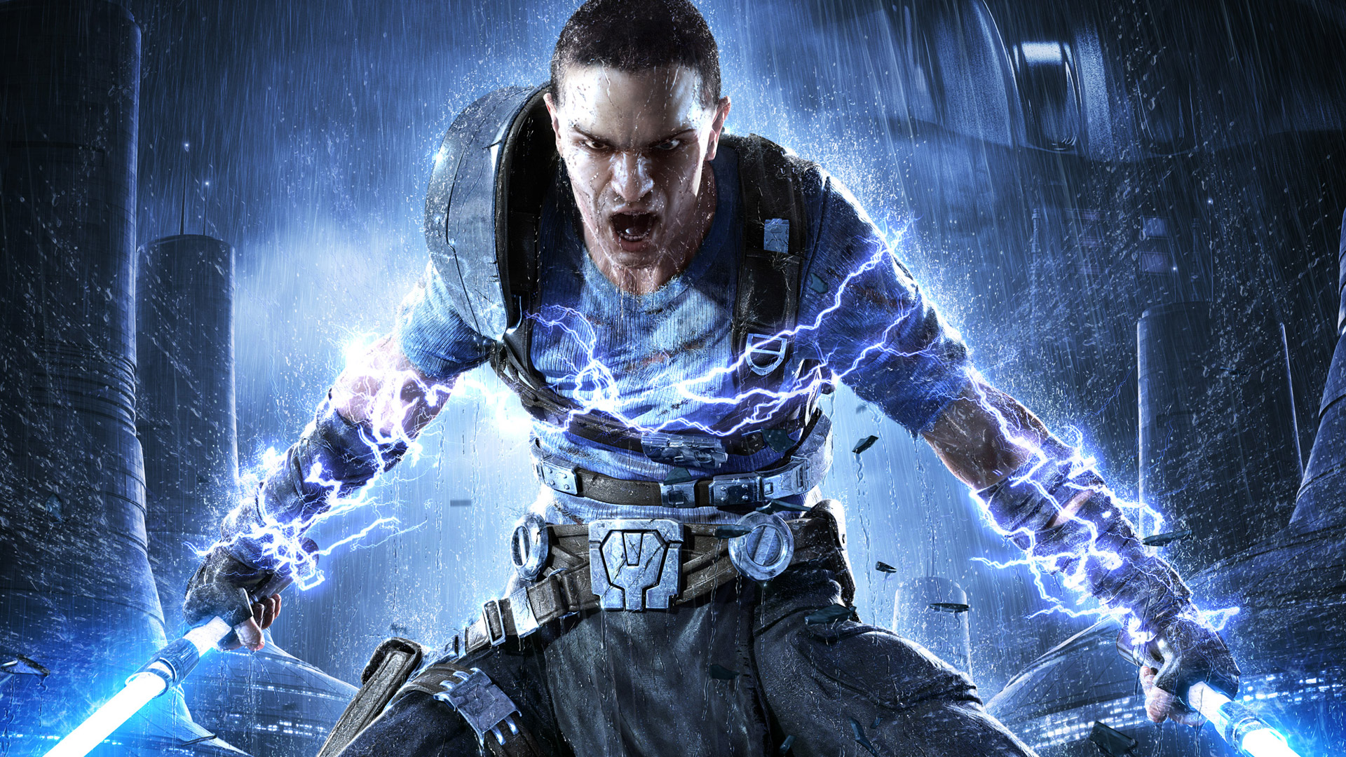 Star Wars: The Force Unleashed II Wallpaper in 1920x1080