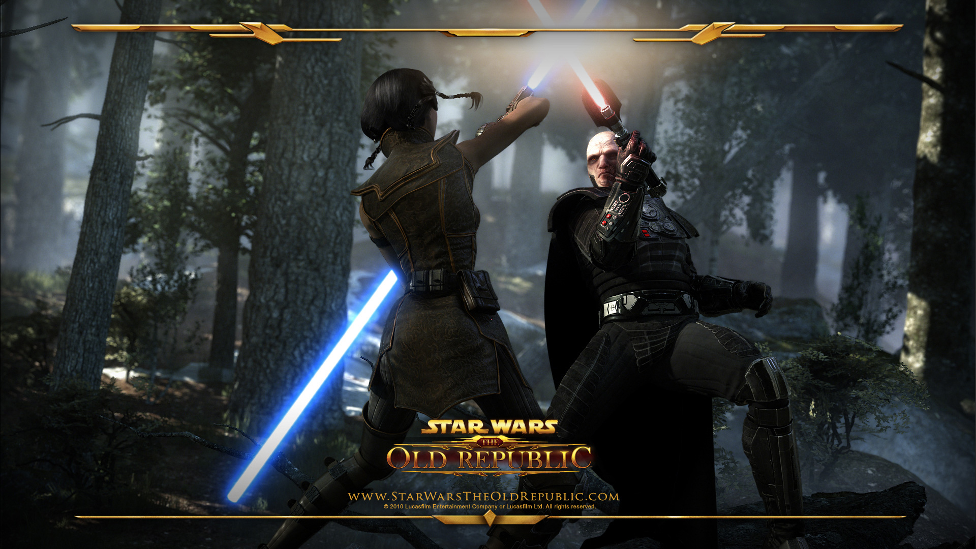 Free Star Wars: The Old Republic Wallpaper in 1920x1080