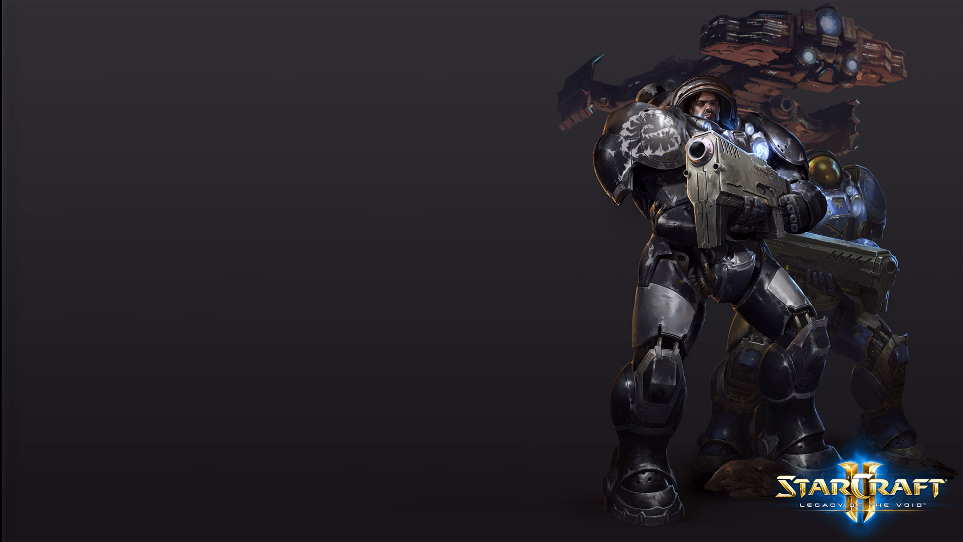 Free Starcraft 2 Wallpaper in 1920x1080