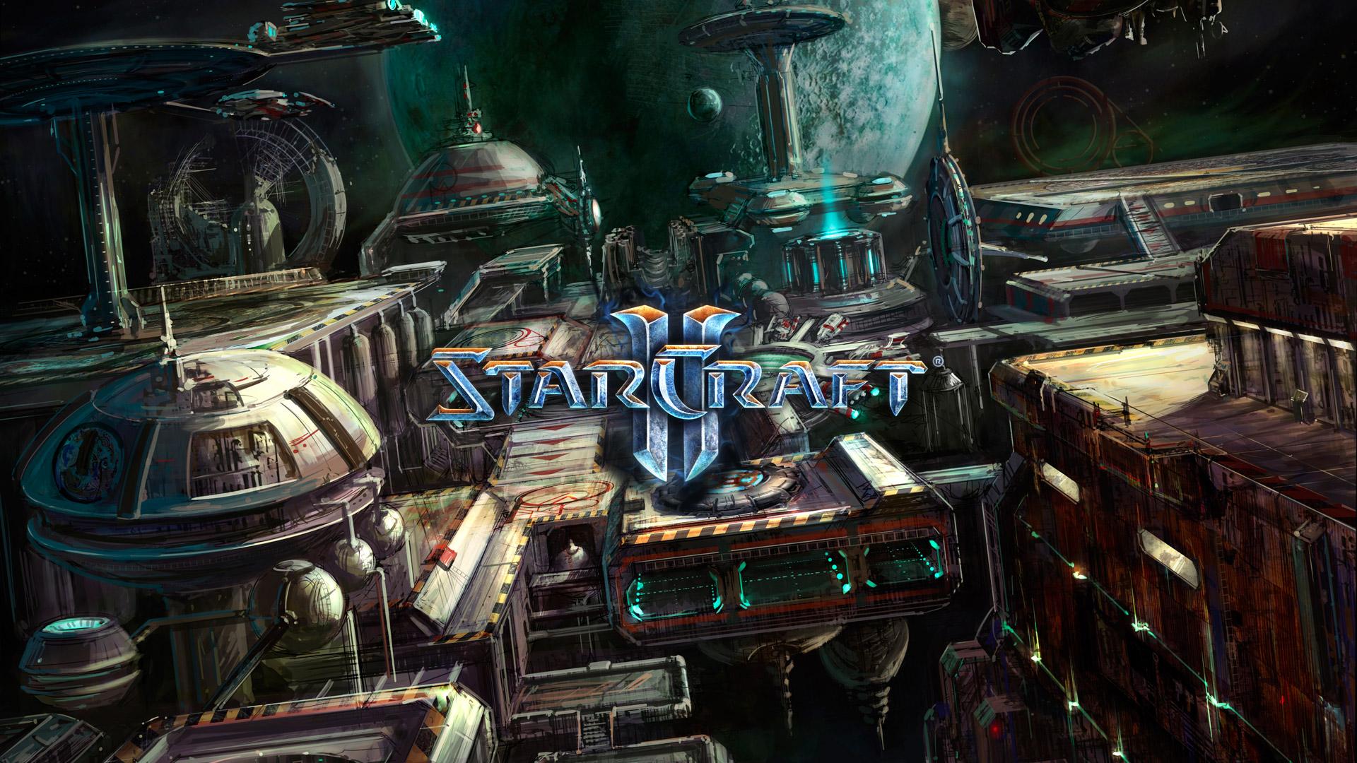 Free Starcraft 2 Wallpaper in 1920x1080