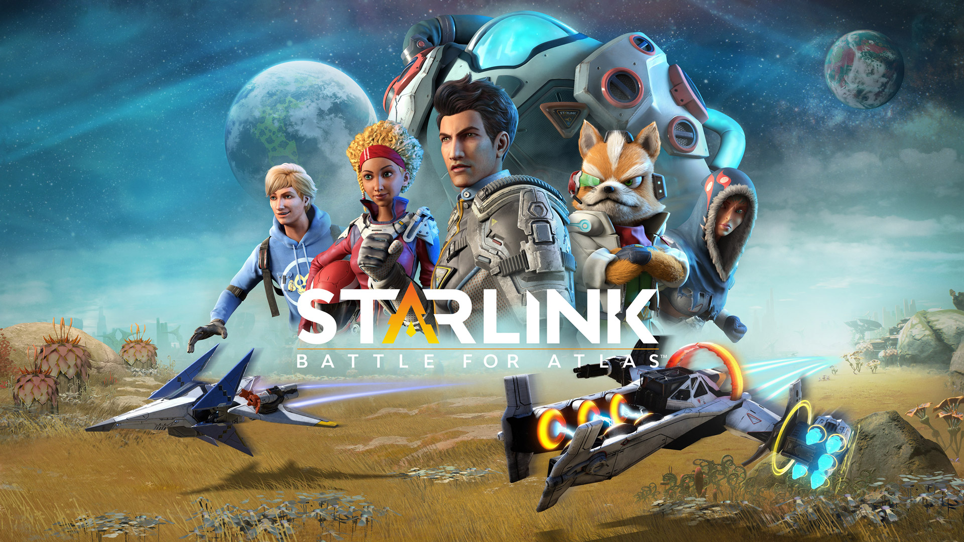 Free Starlink: Battle for Atlas Wallpaper in 1920x1080