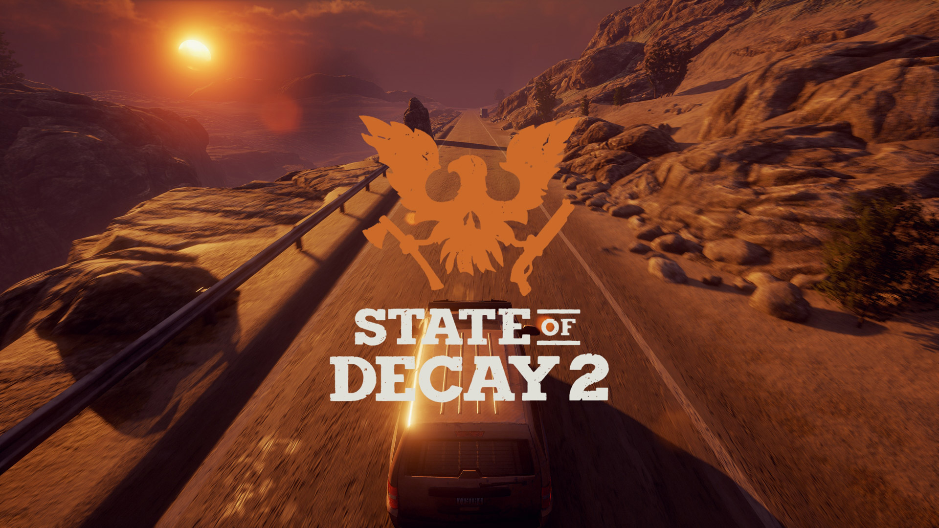 Free State of Decay 2 Wallpaper in 1920x1080