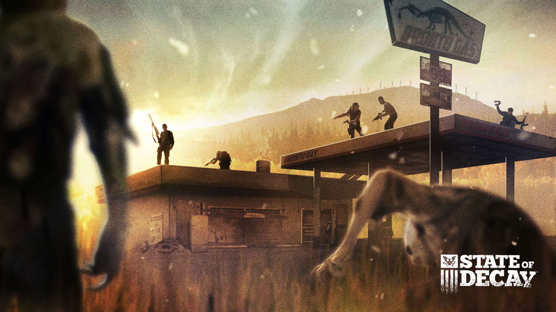 State of Decay Wallpaper in 1920x1080