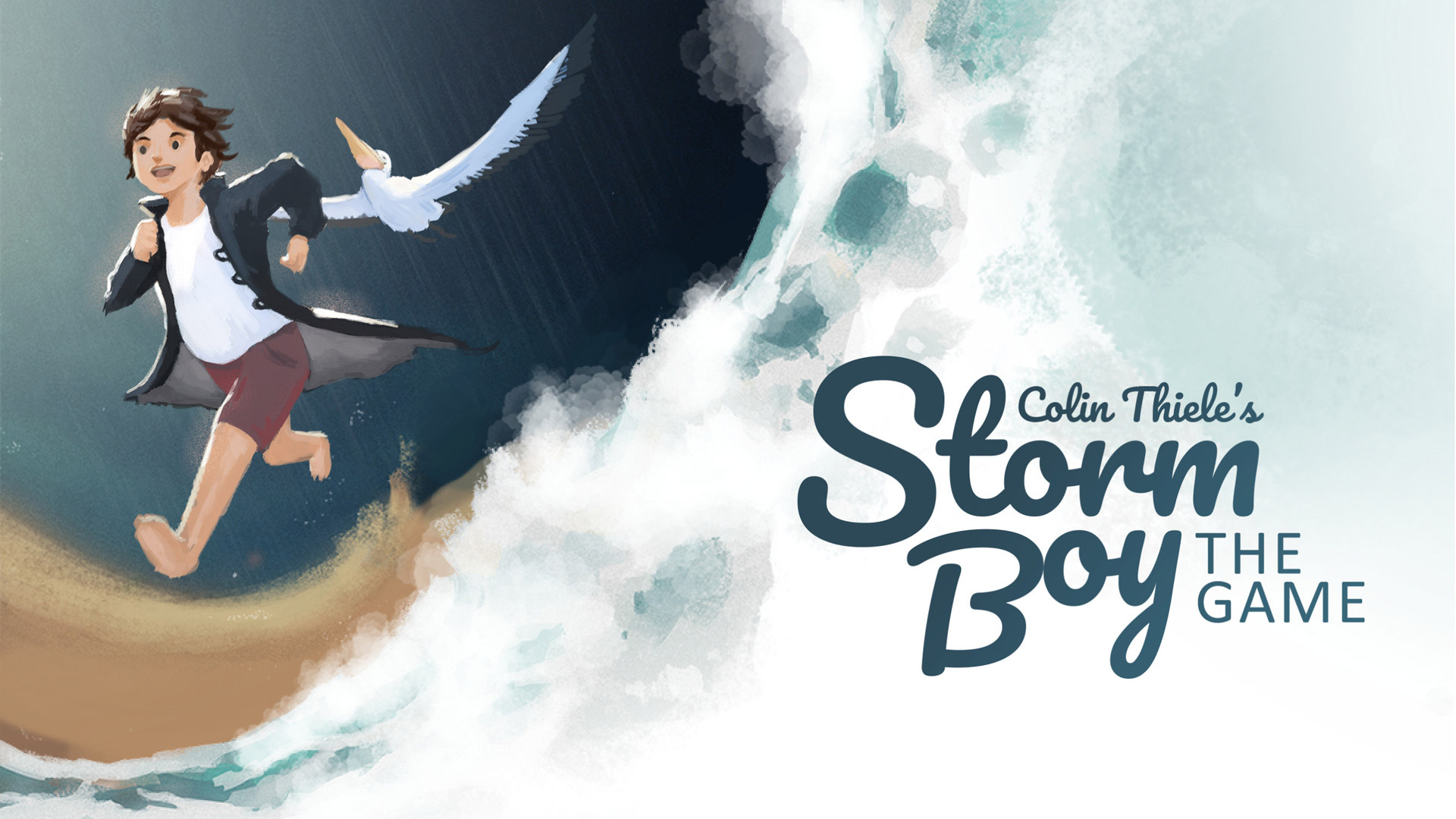 Free Storm Boy: The Game Wallpaper in 1920x1080