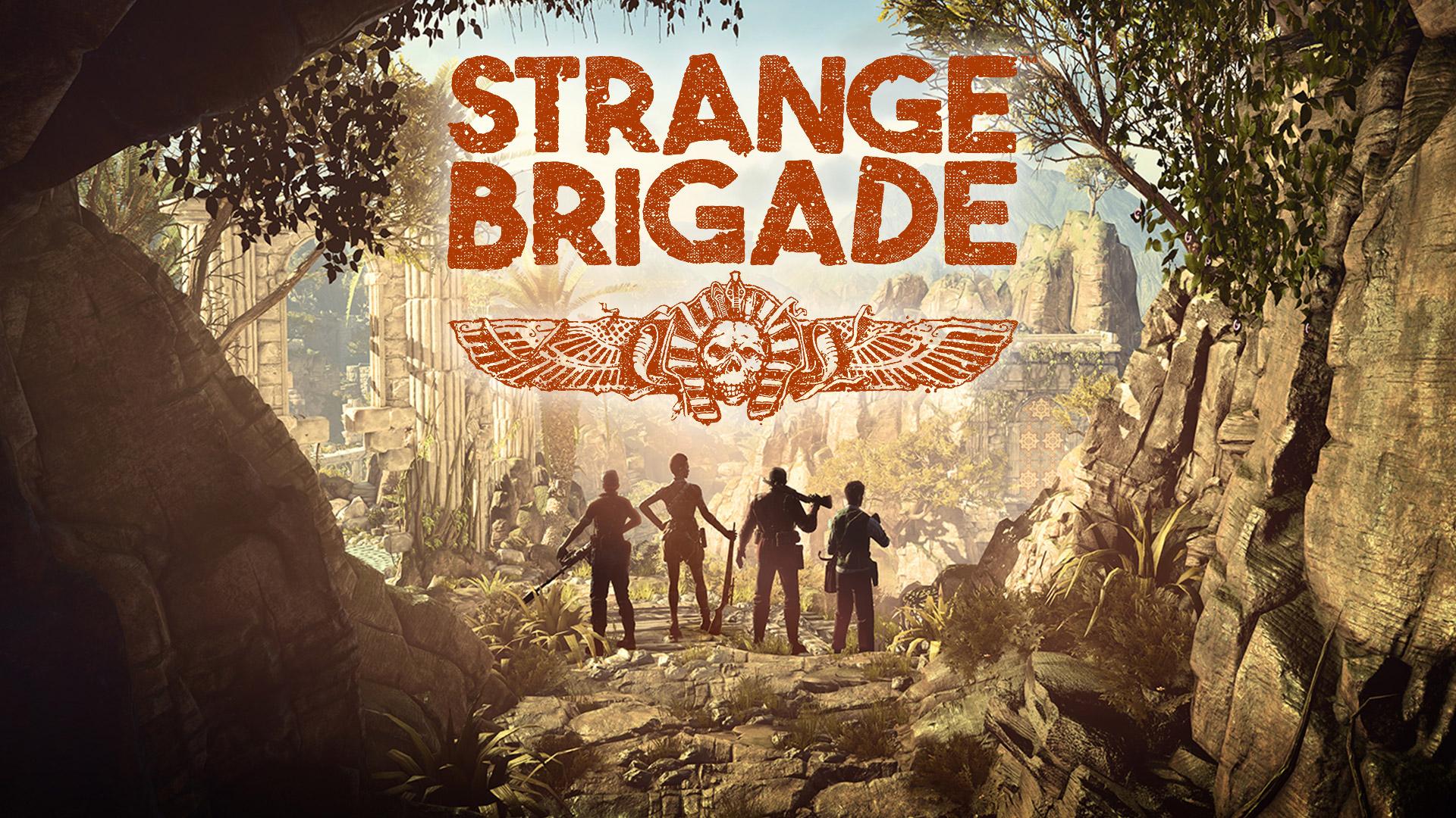Free Strange Brigade Wallpaper in 1920x1080