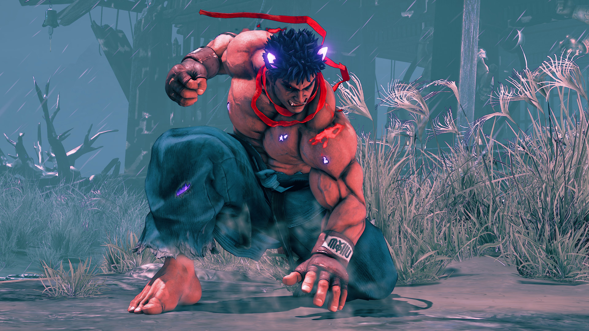 Free Street Fighter V Wallpaper in 1920x1080