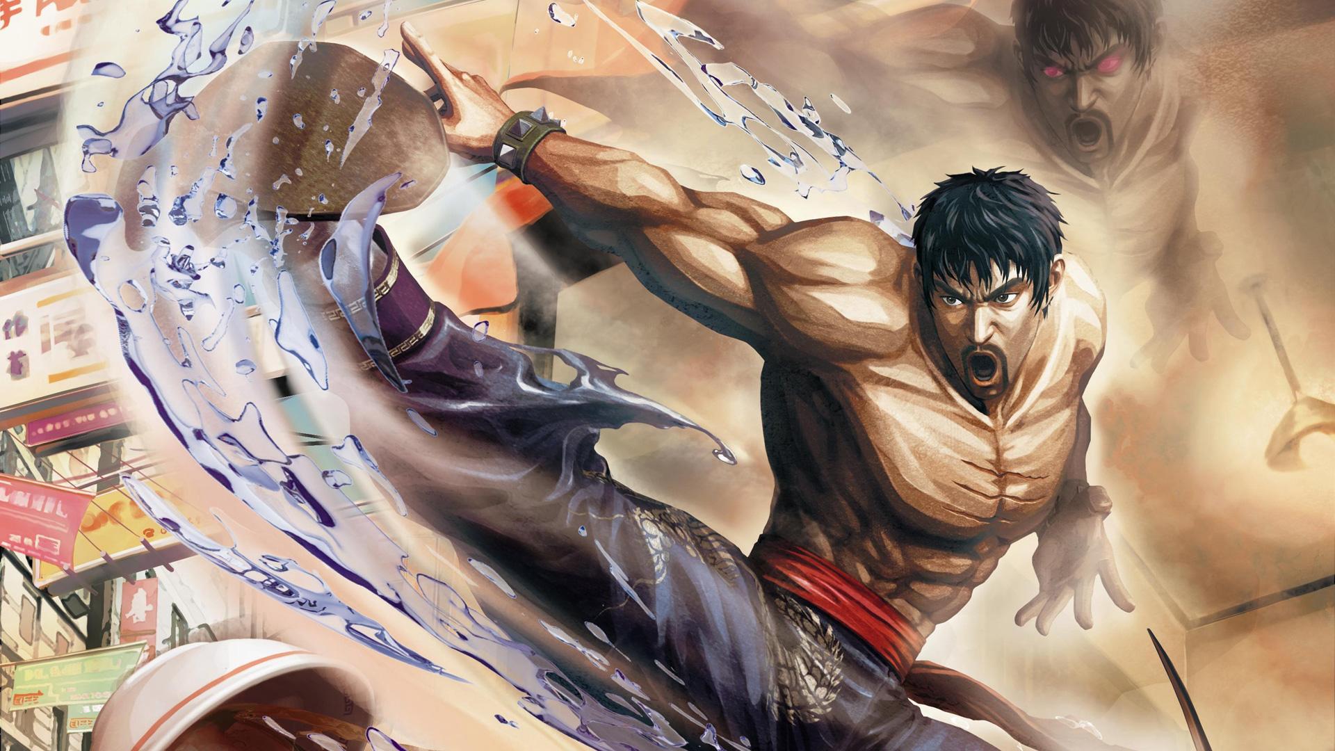 Street Fighter X Tekken Wallpaper in 1920x1080