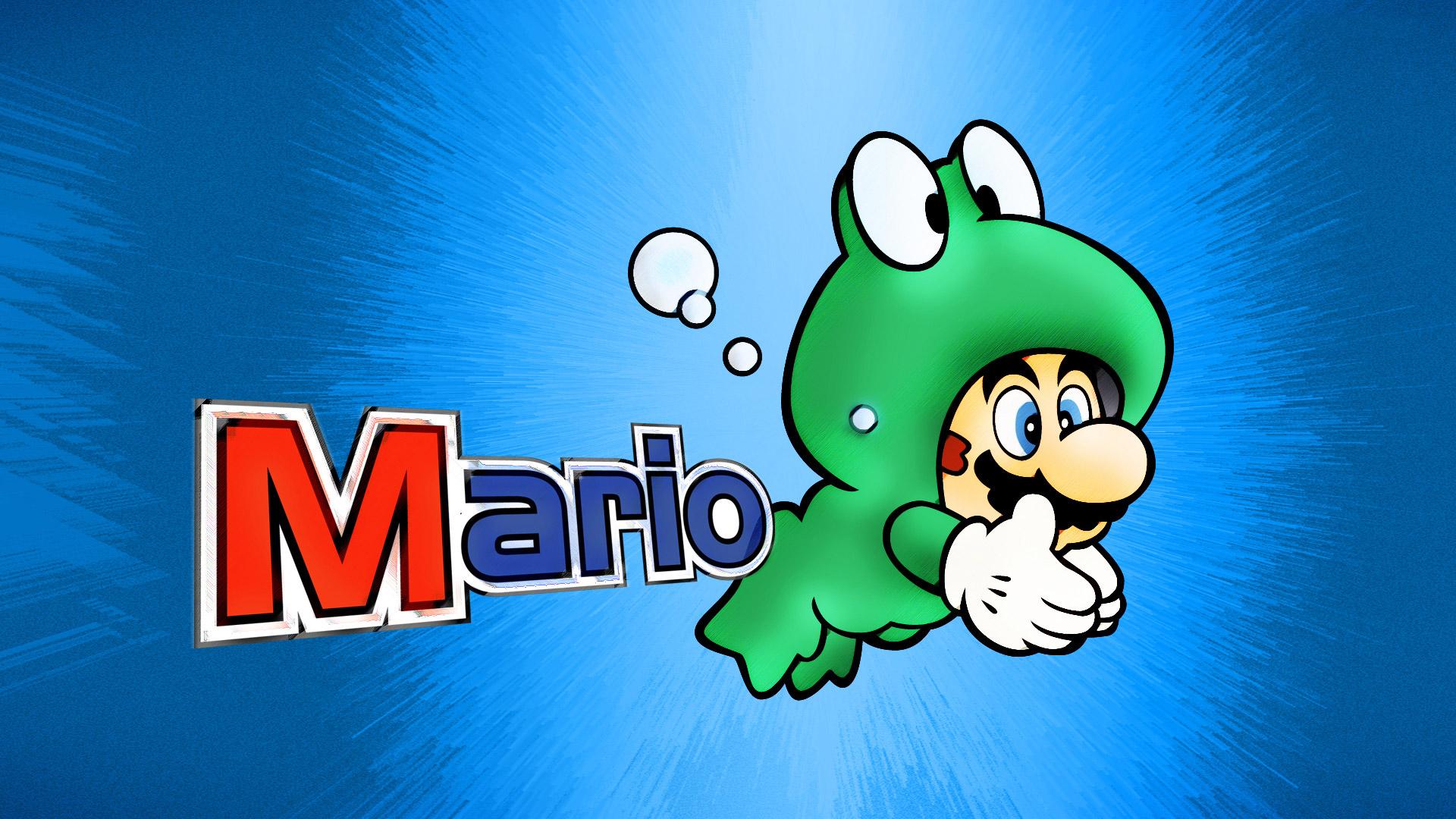 Free Super Mario Bros. 3 Wallpaper in 1920x1080