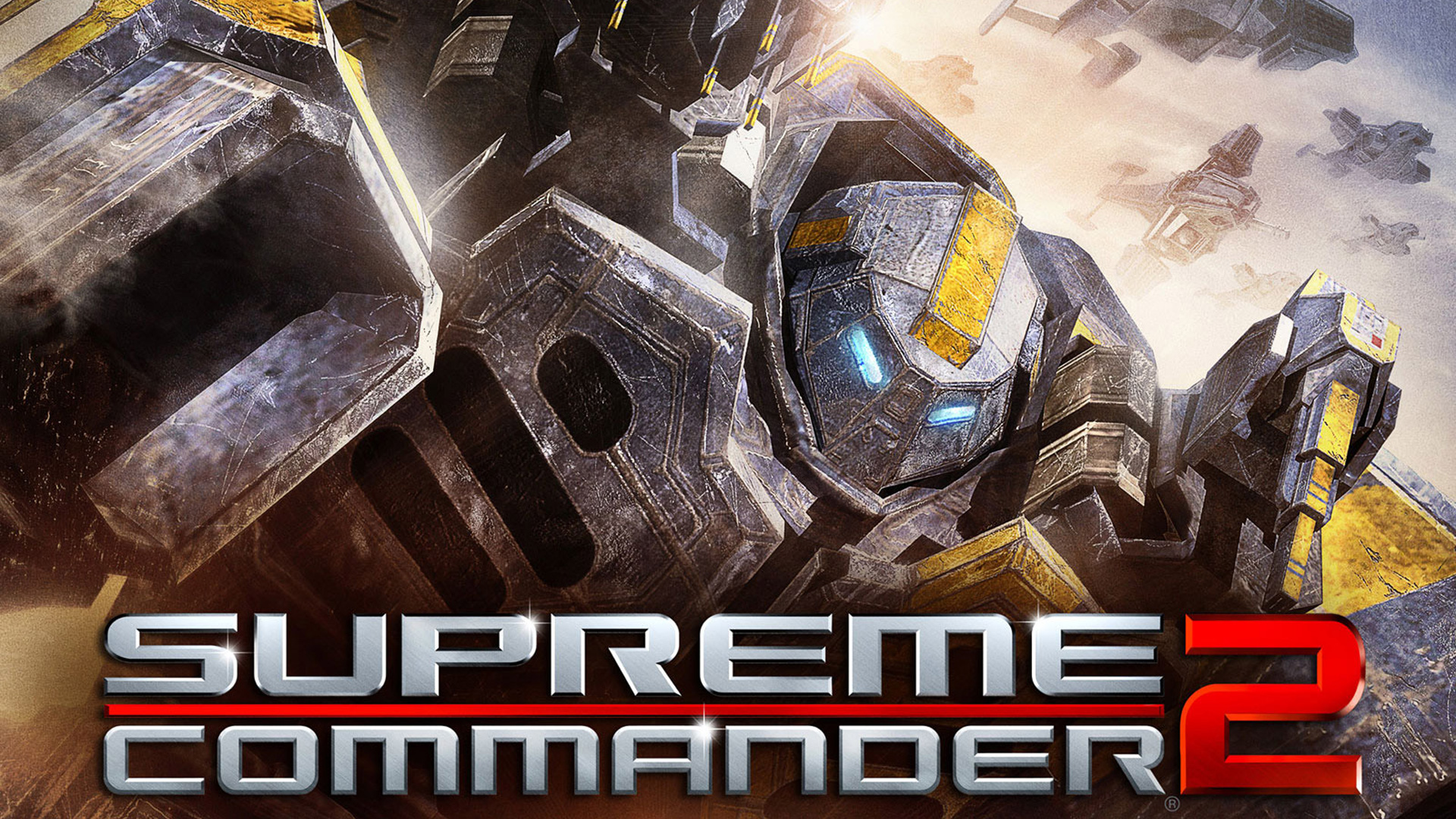 Free Supreme Commander 2 Wallpaper in 1920x1080