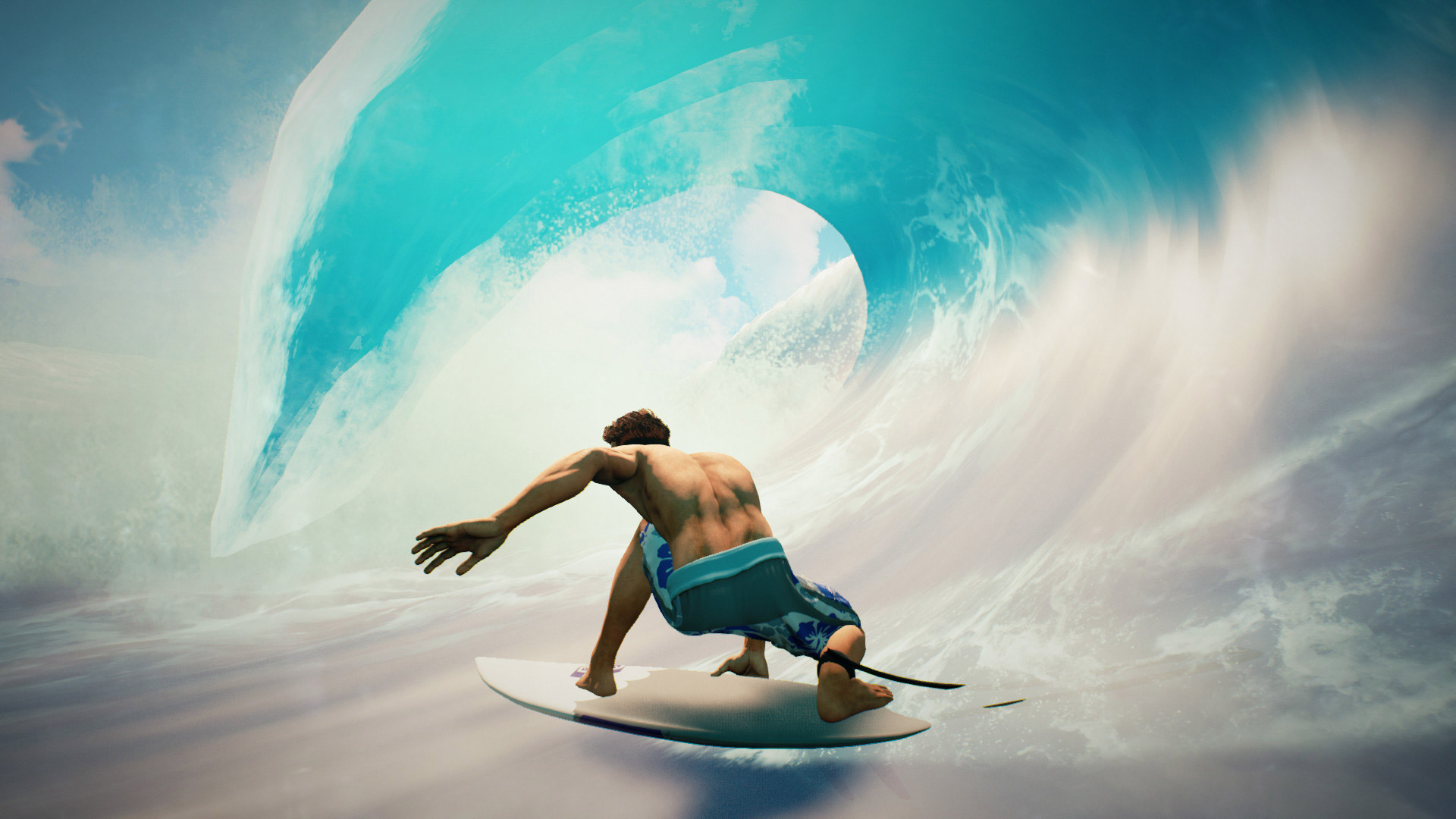 Free Surf World Series Wallpaper in 1920x1080